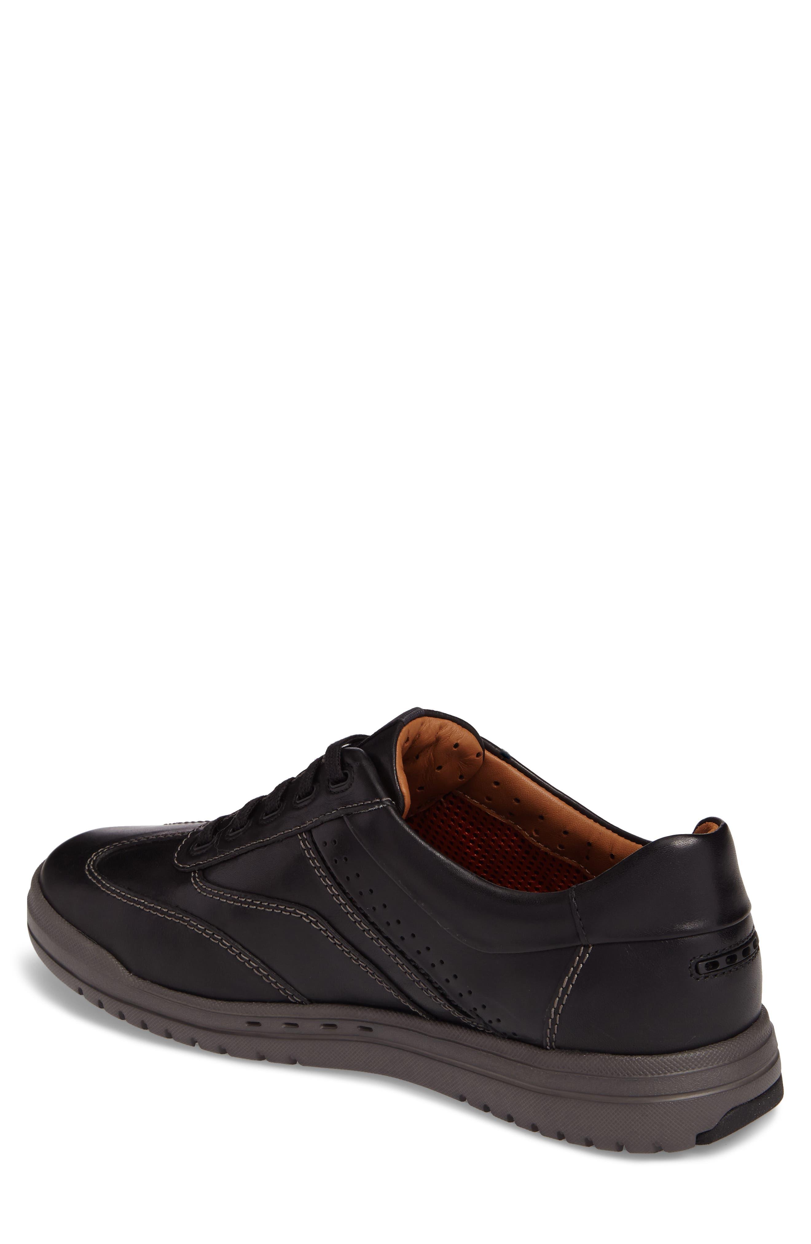 Alternate Image 2  - Clarks® Un.Rhombus Fly Sneaker (Men)