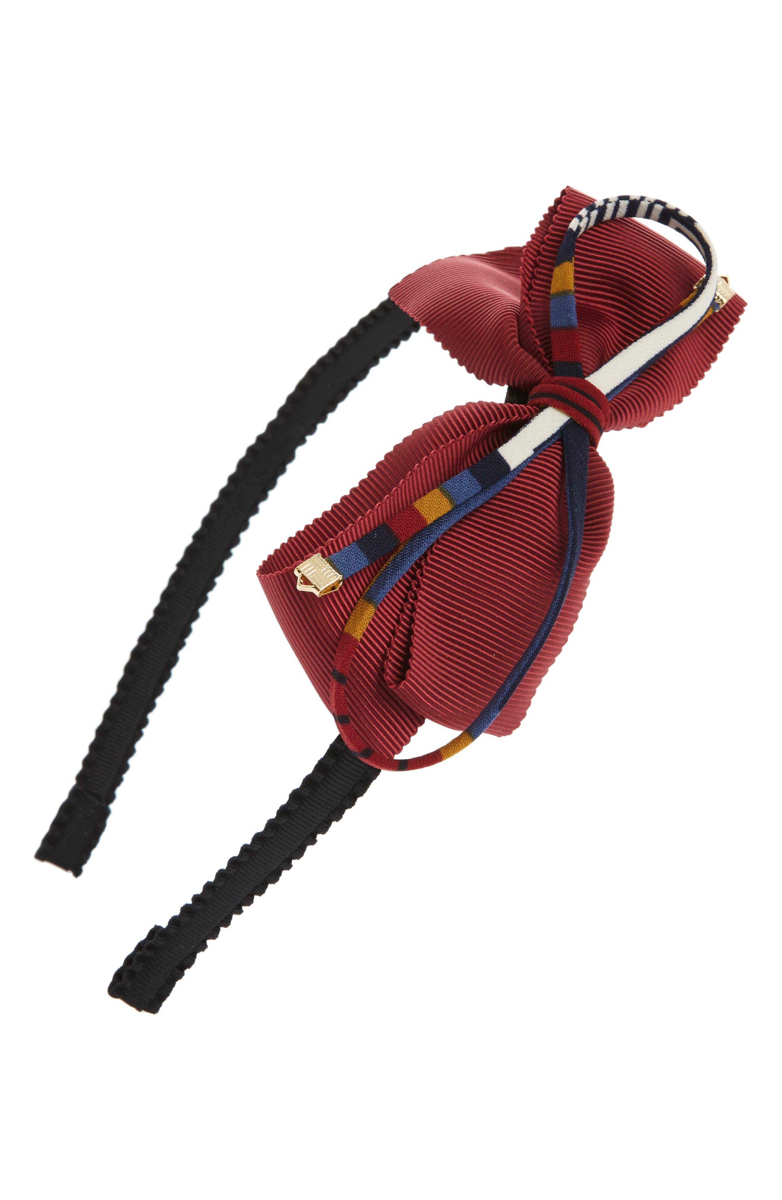 Cara Multi Bow Headband