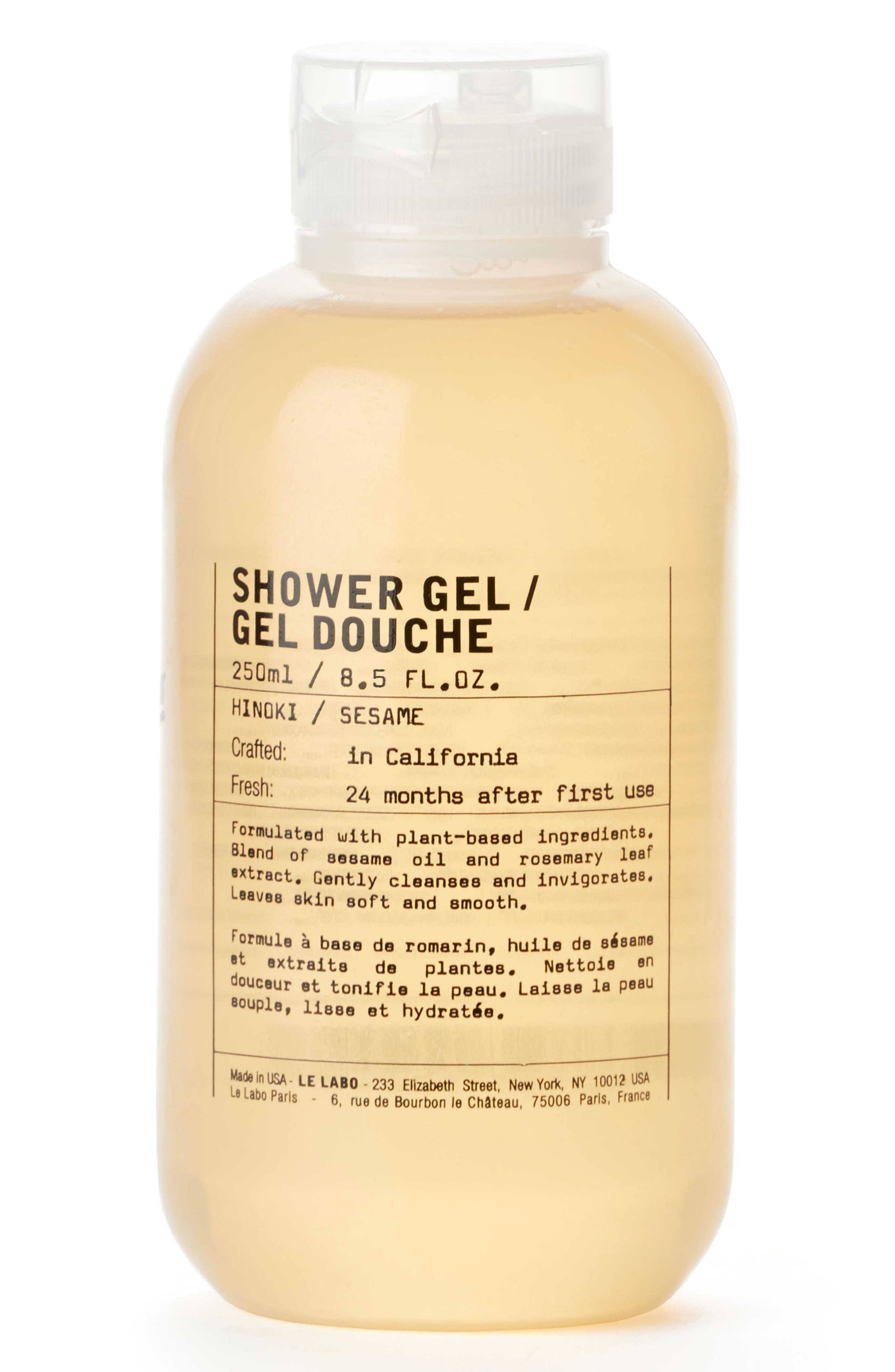 Shower Gel Hinoki,                         Main,                         color, No Color