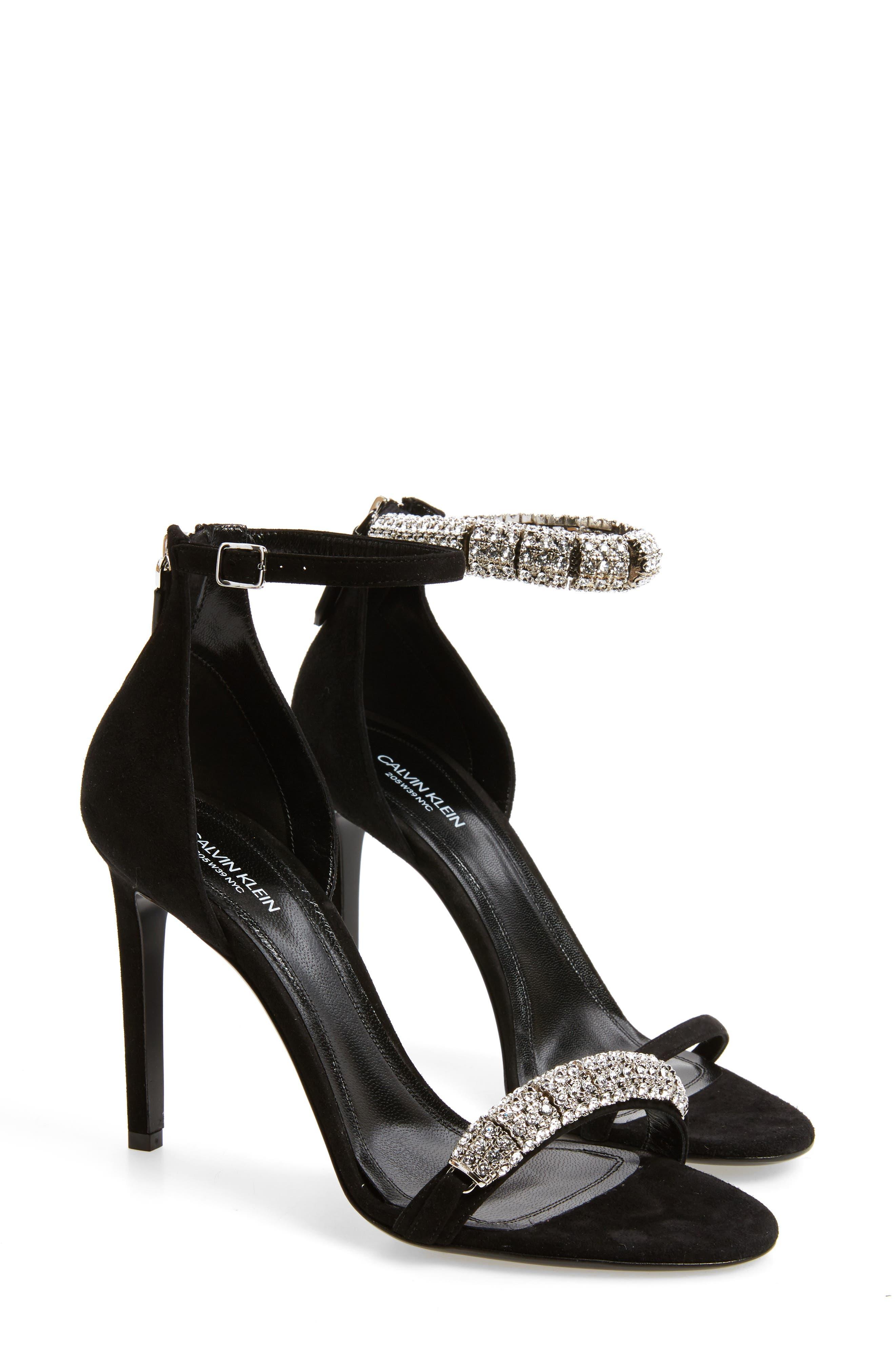 Calvin Klein Collection Camelle Sandal (Women)
