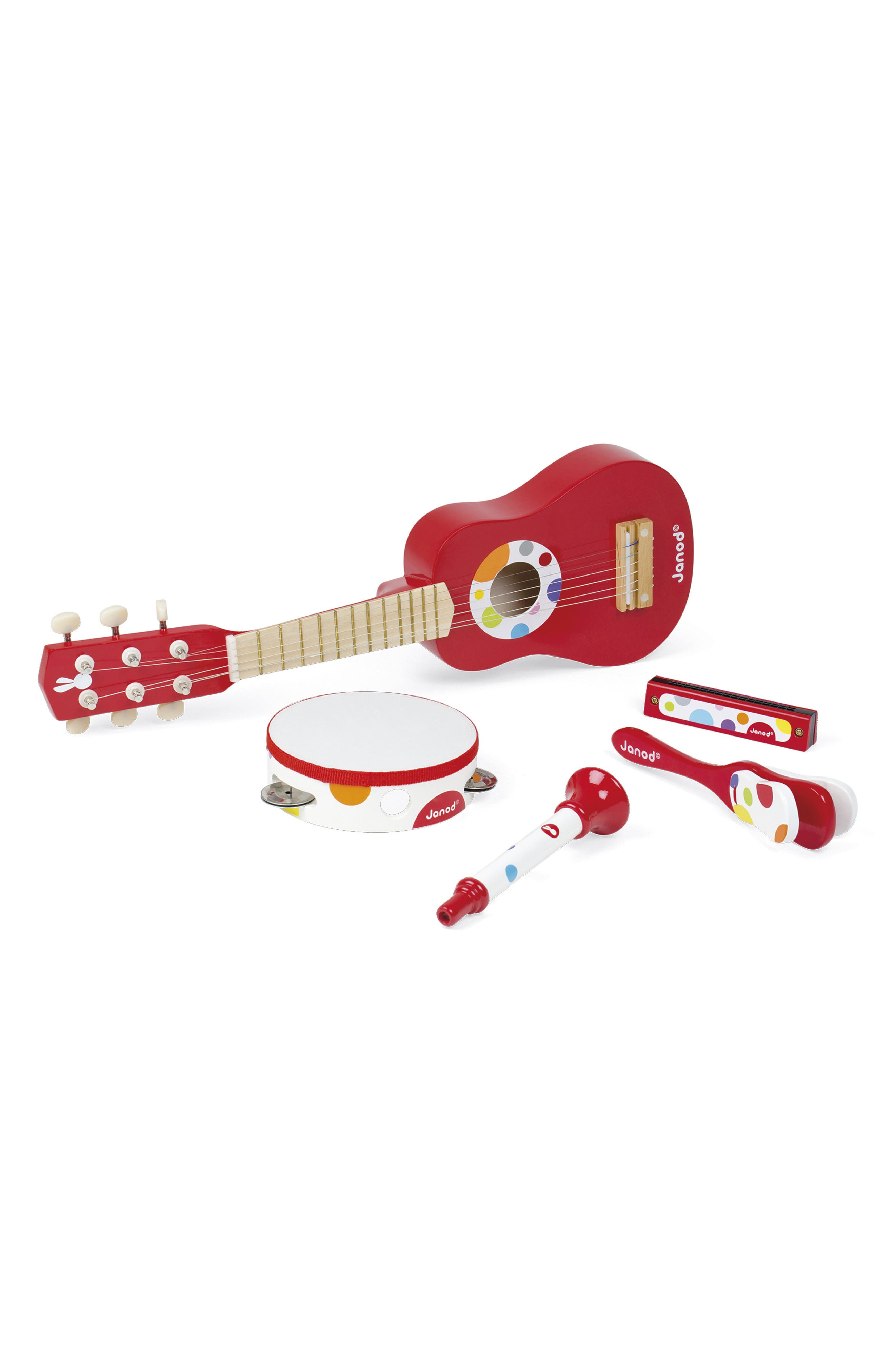 Music Instrument Set,                             Main thumbnail 1, color,                             Multi