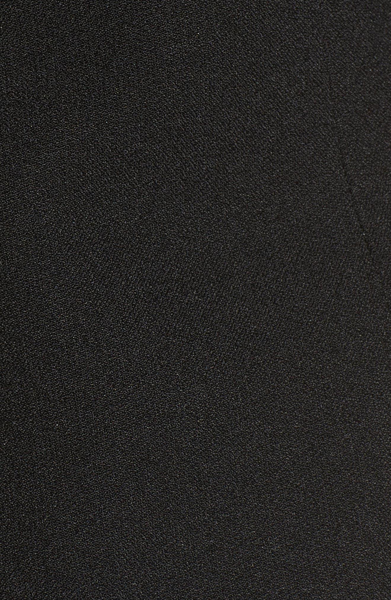 Alternate Image 5  - Anne Klein Tuxedo Dress