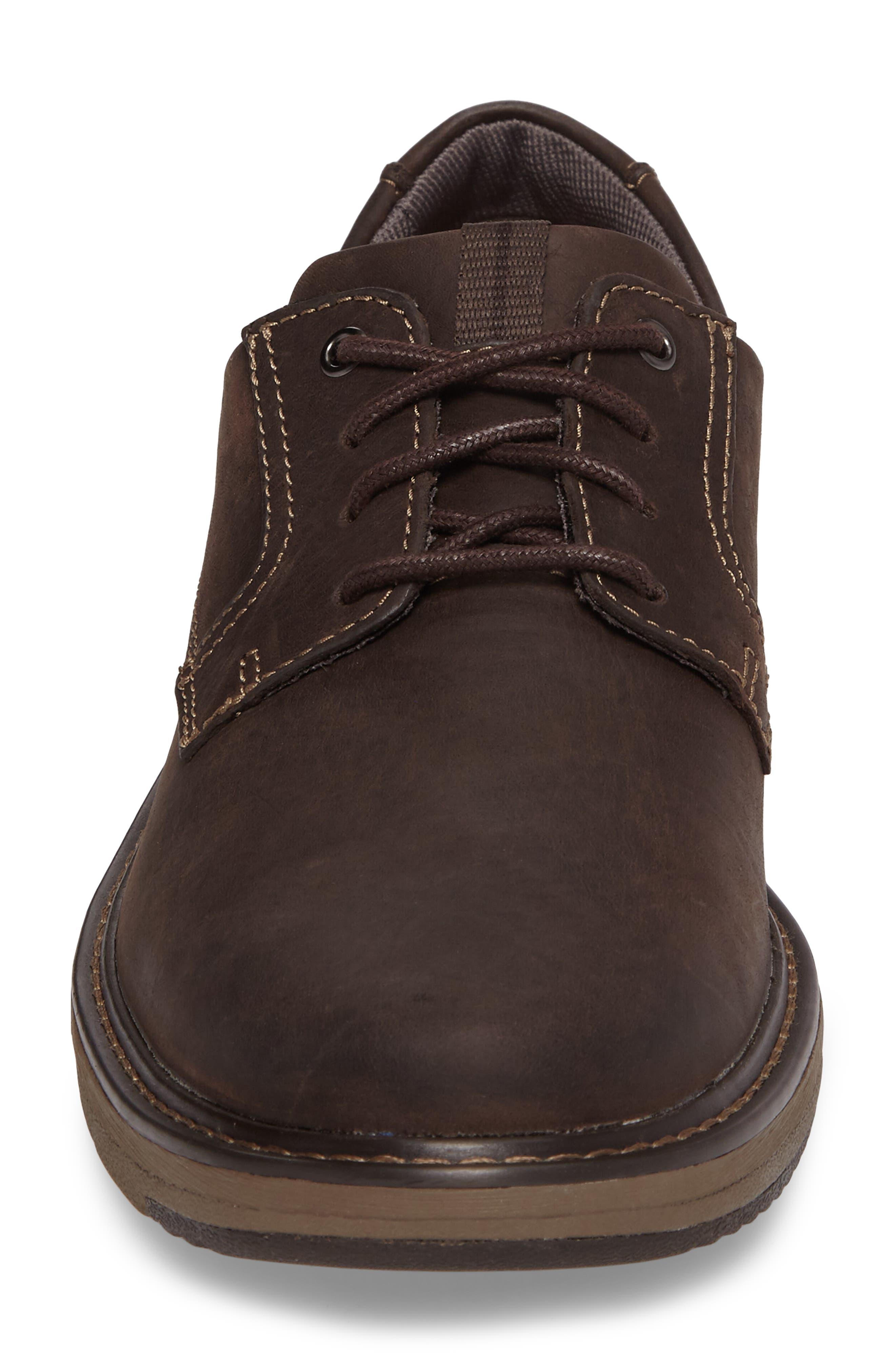 Alternate Image 4  - Clarks® Cushox Plain Toe Derby (Men)