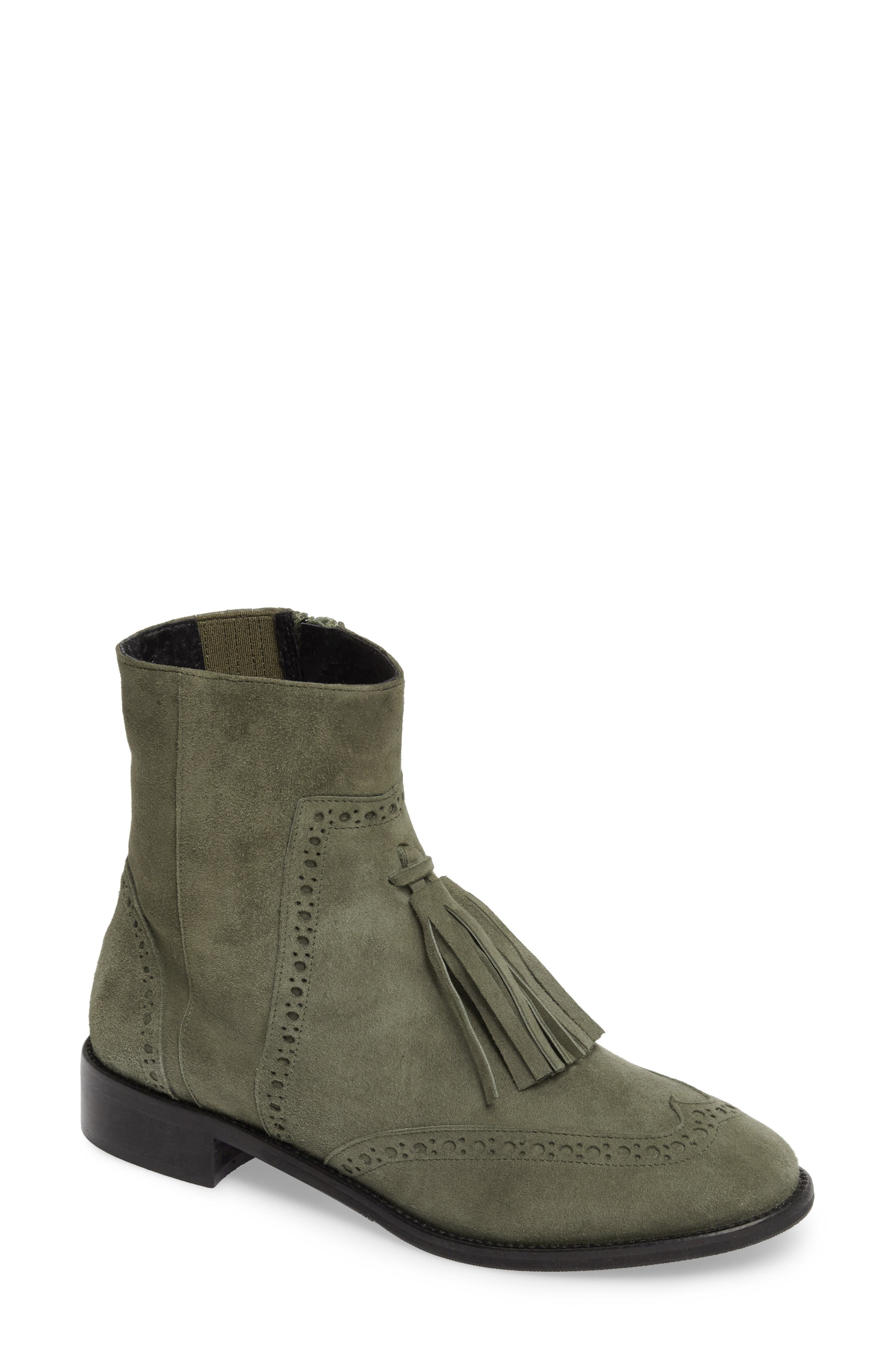 Ralphie Boot,                         Main,                         color, Military
