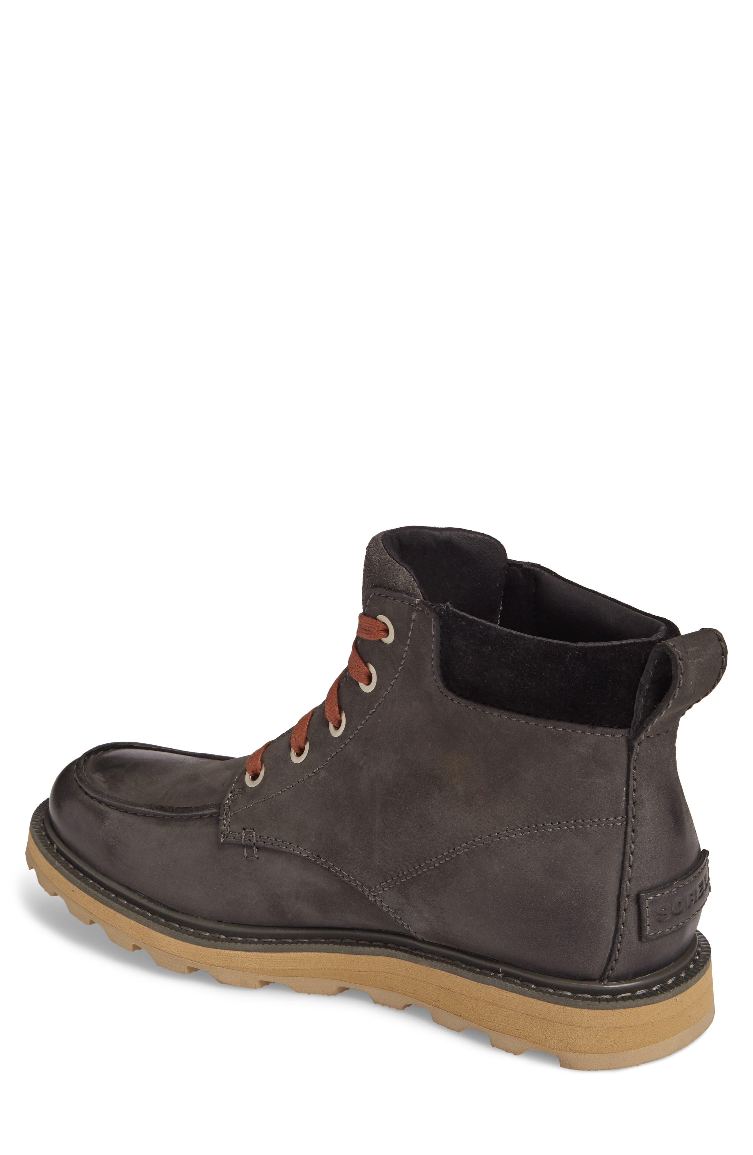 Alternate Image 2  - Sorel Madson Moc Toe Boot (Men)