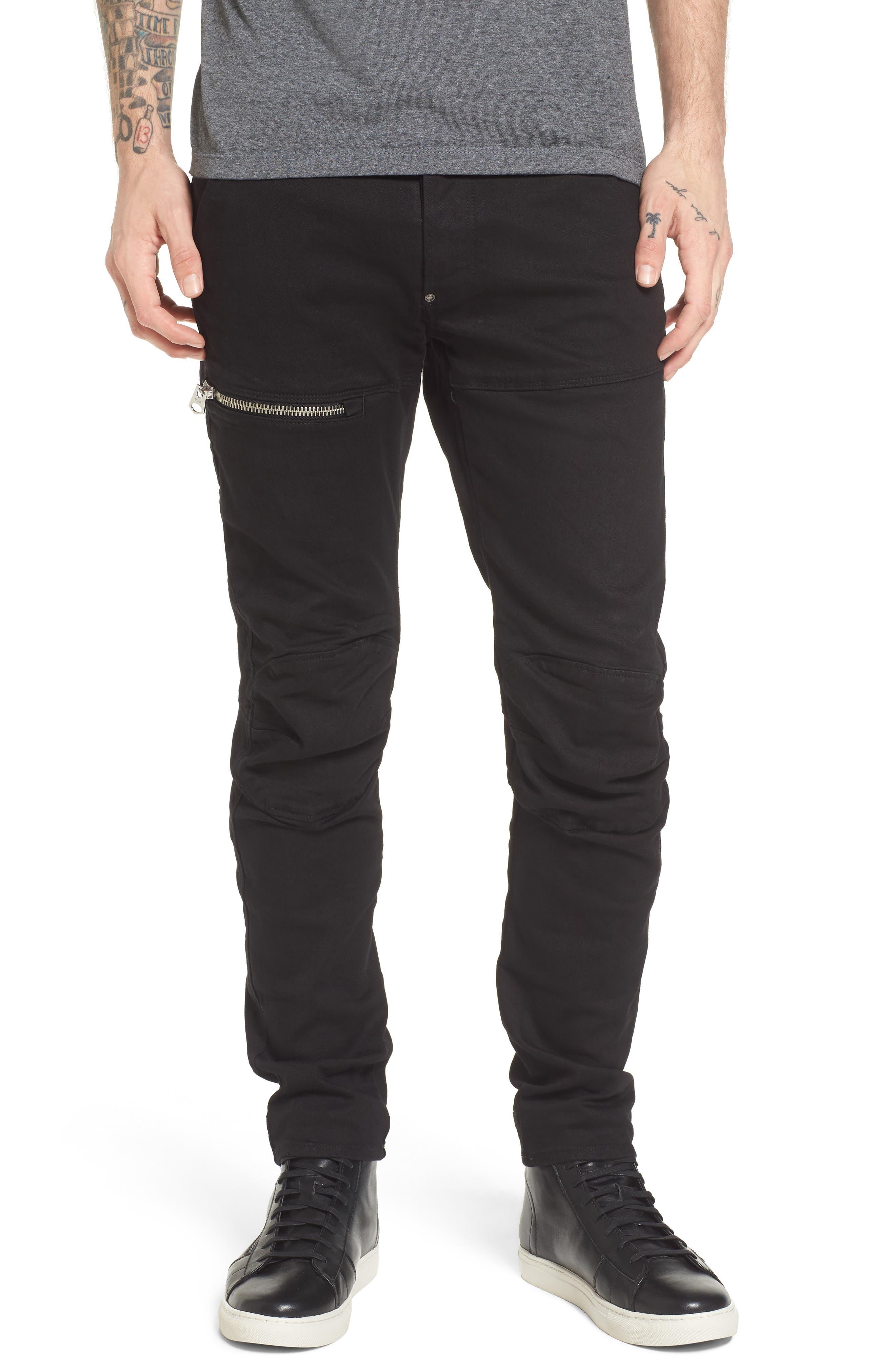 Alternate Image 1 Selected - G-Star Raw 3D Slim Denim Pants