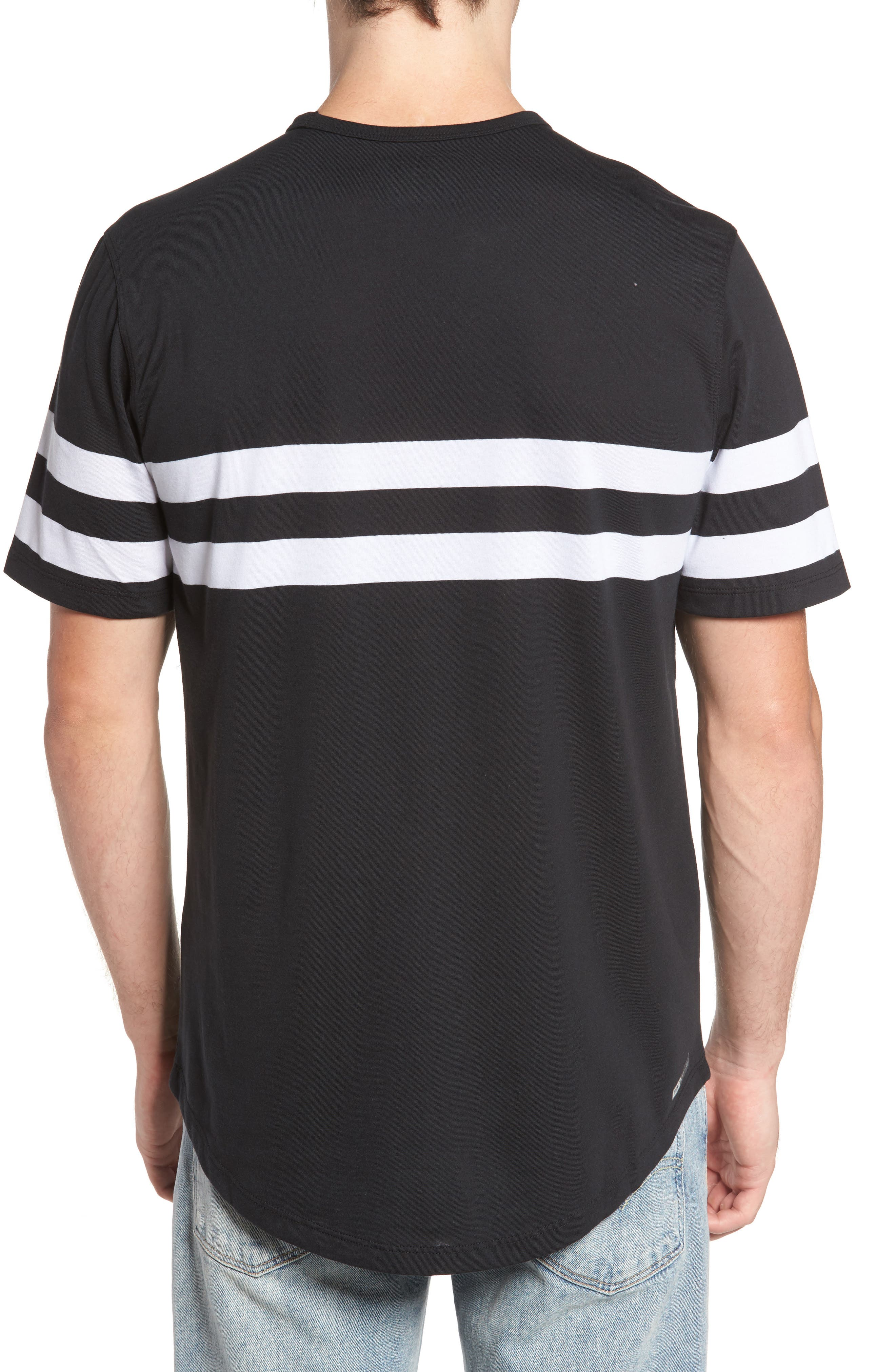 Control Dri-FIT T-Shirt,                             Alternate thumbnail 2, color,                             Black (00A)