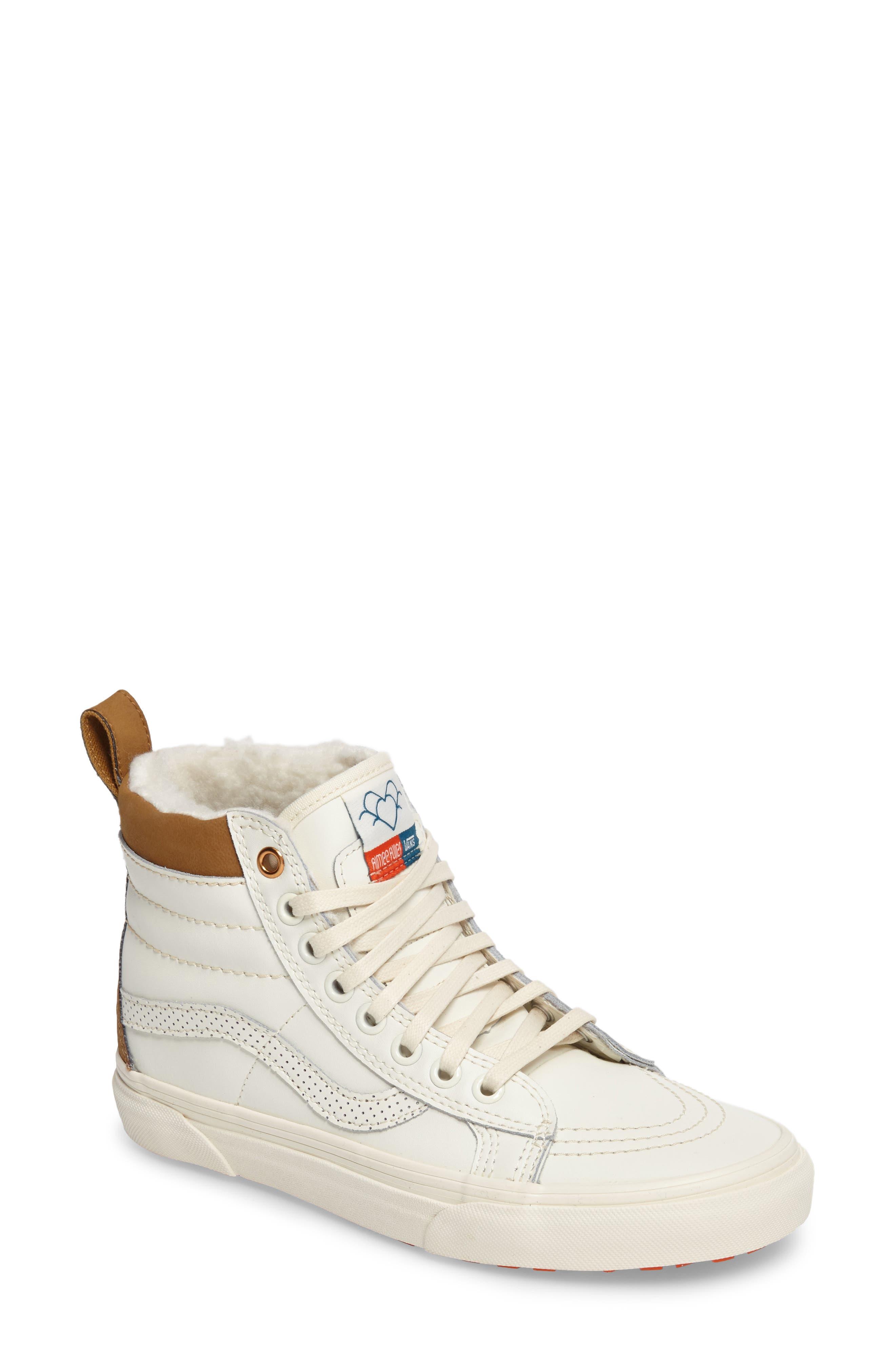 Main Image - Vans Sk-8 Hi MTE Sneaker (Women)
