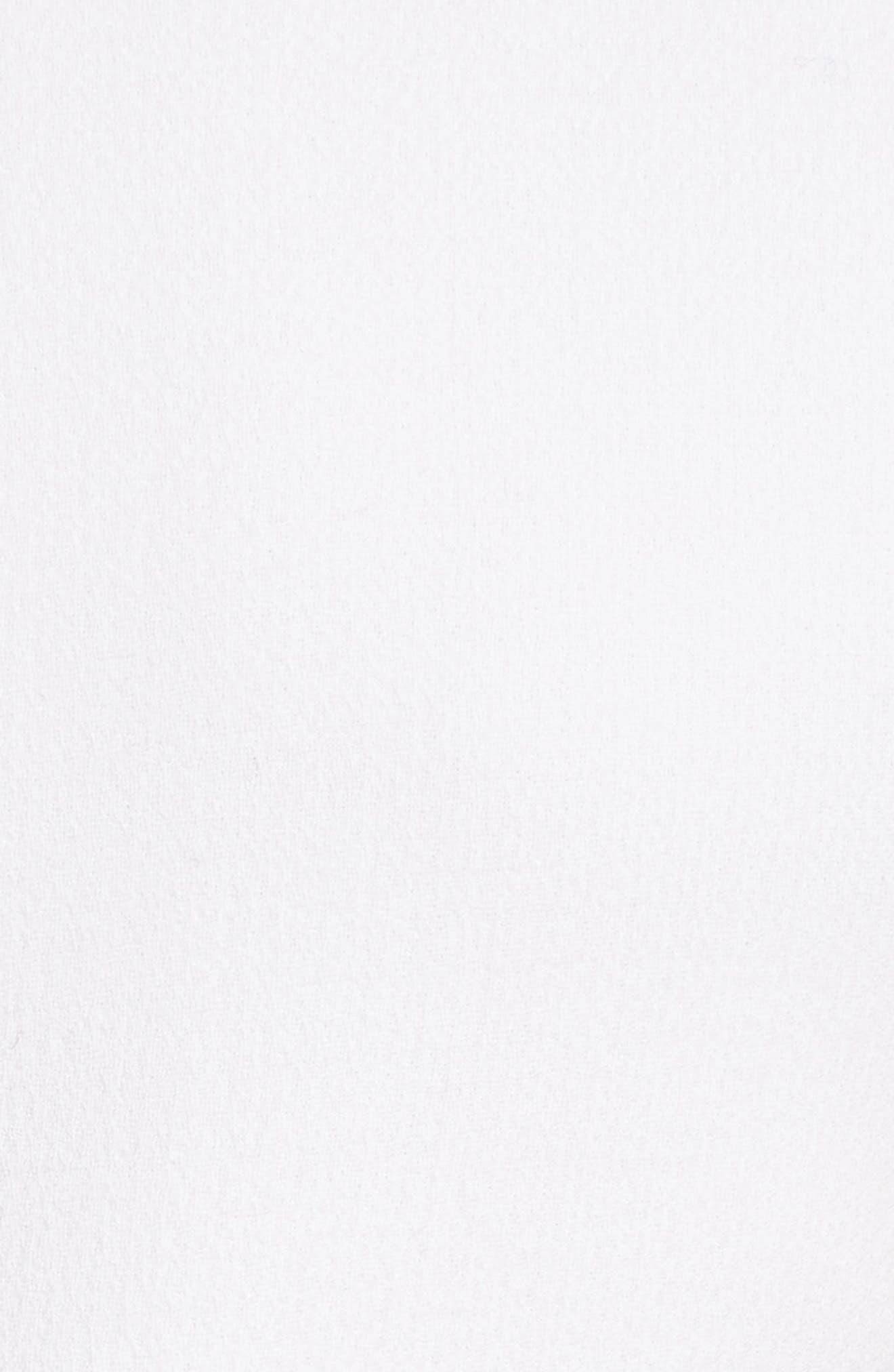 Alternate Image 6  - Michael Kors Contrast Stretch Bouclé Crepe Sheath Dress