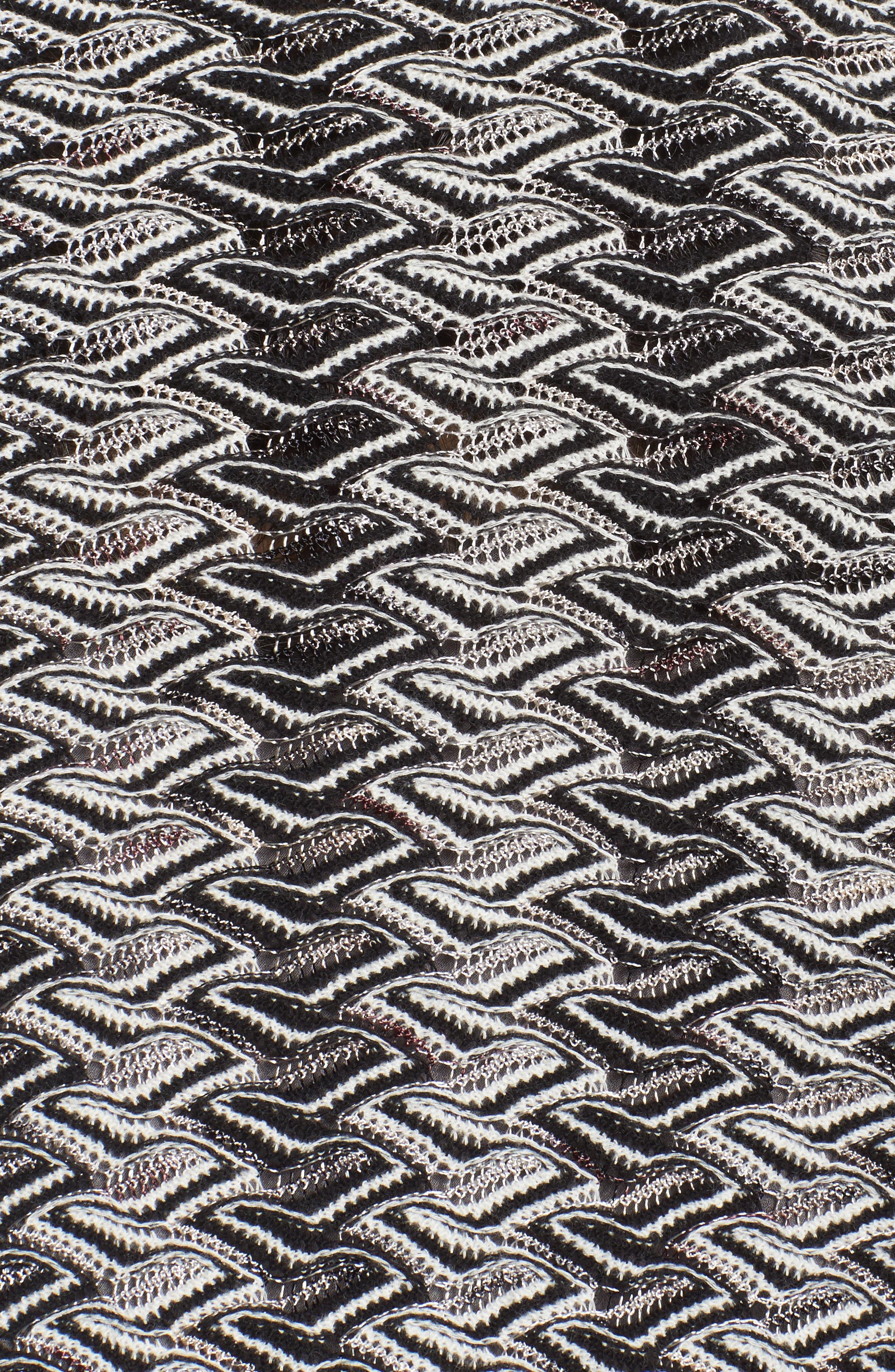 Twinkle Four-Way Cardigan,                             Alternate thumbnail 5, color,                             Grey Multi