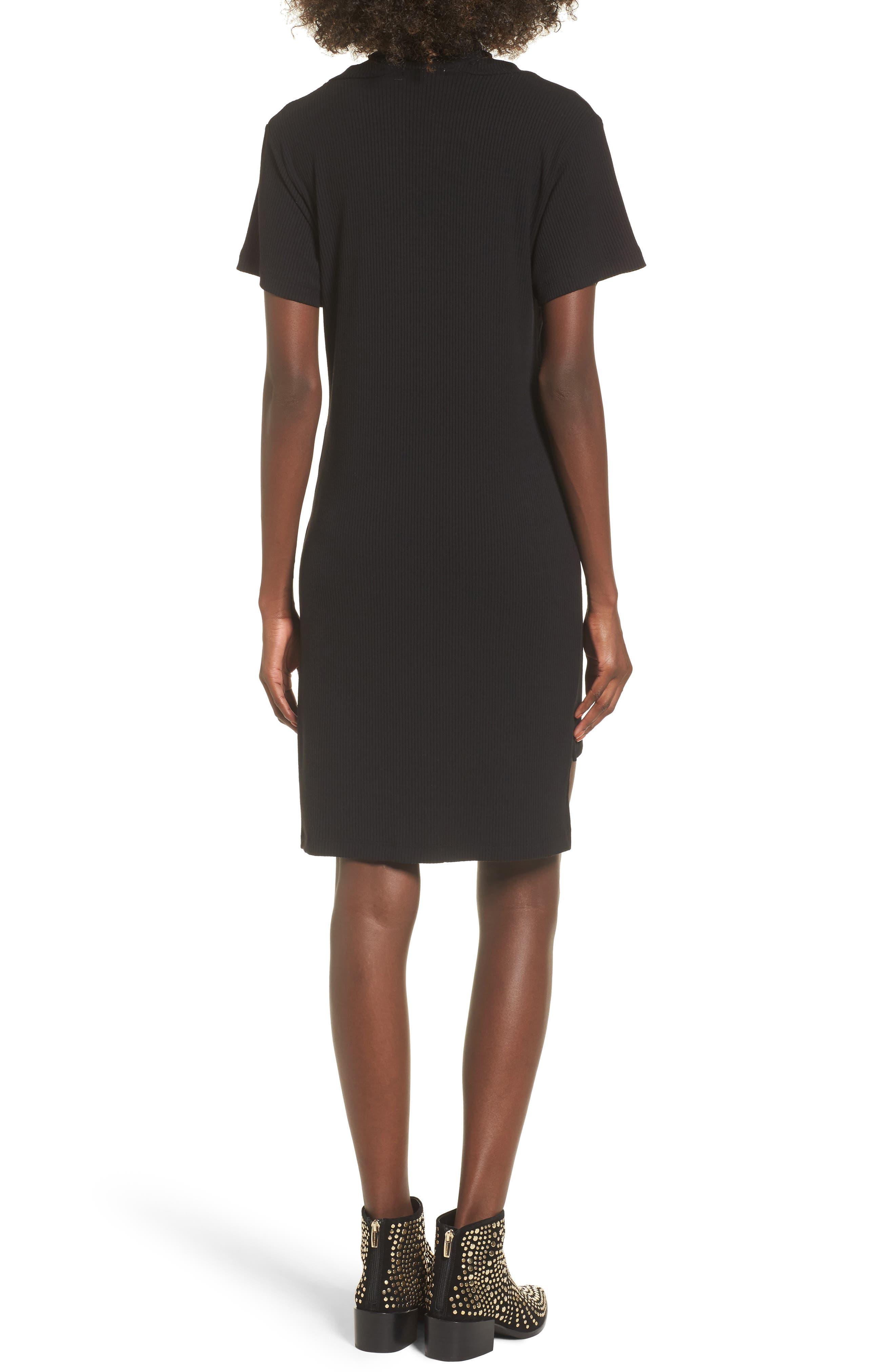 Alternate Image 2  - LNA Klassen Choker Dress