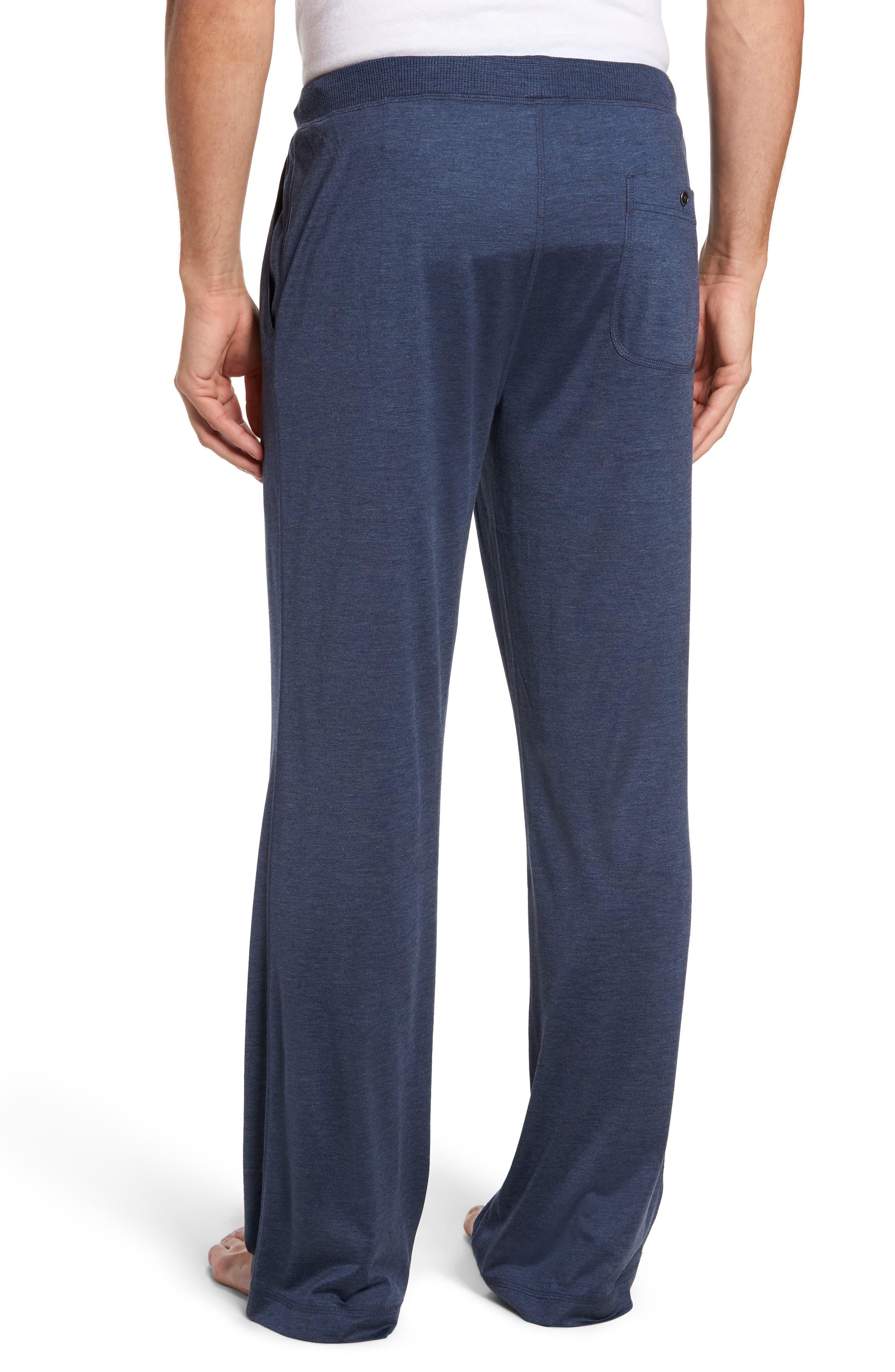 Alternate Image 2  - Daniel Buchler Silk & Cotton Lounge Pants