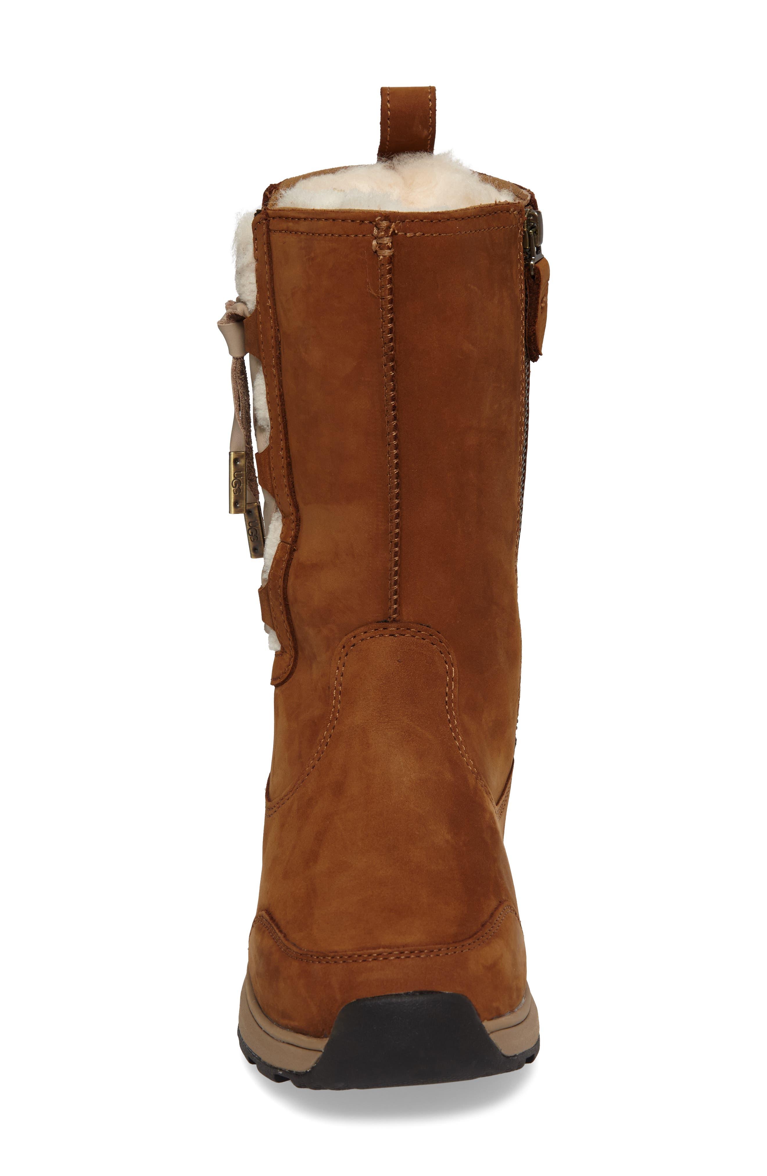 Alternate Image 4  - UGG® Suvi Waterproof Insulated Winter Boot (Women)