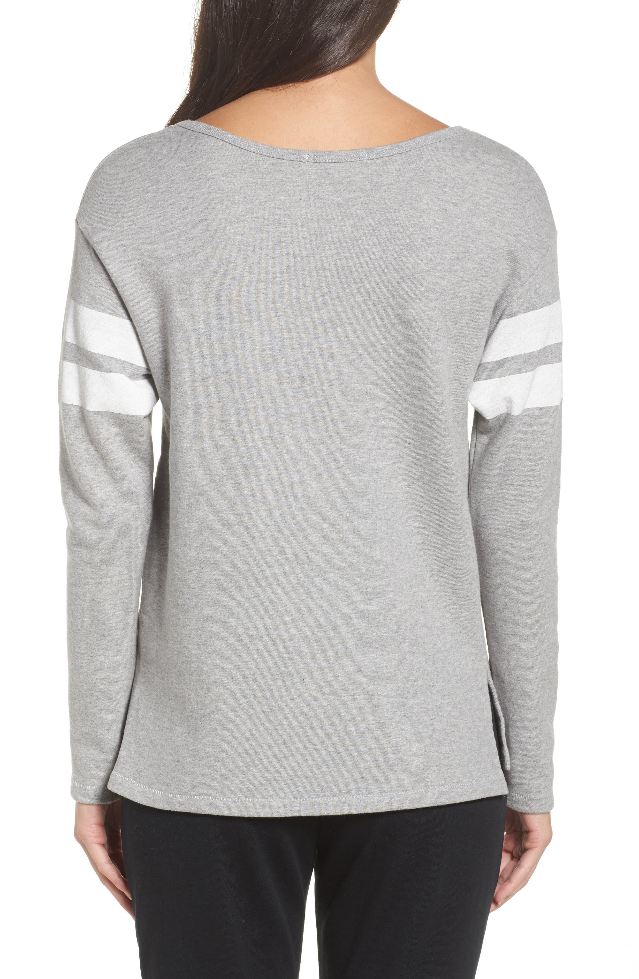 NFL New York Giants Champion Sweatshirt,                             Alternate thumbnail 2, color,                             Grey