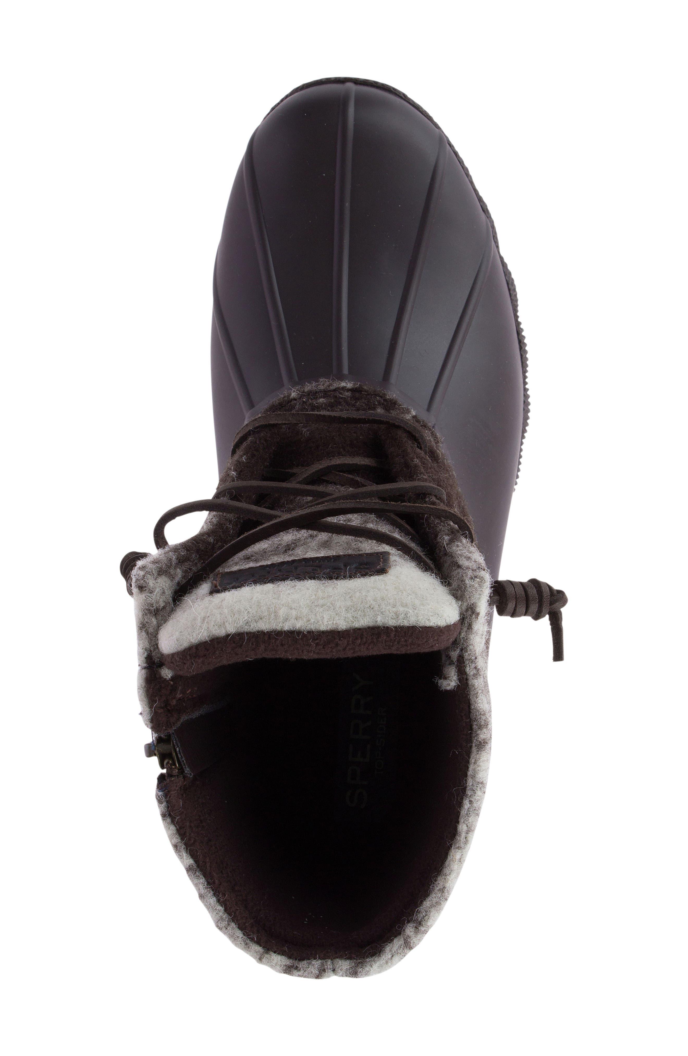 Alternate Image 4  - Sperry 'Saltwater' Duck Boot (Women)