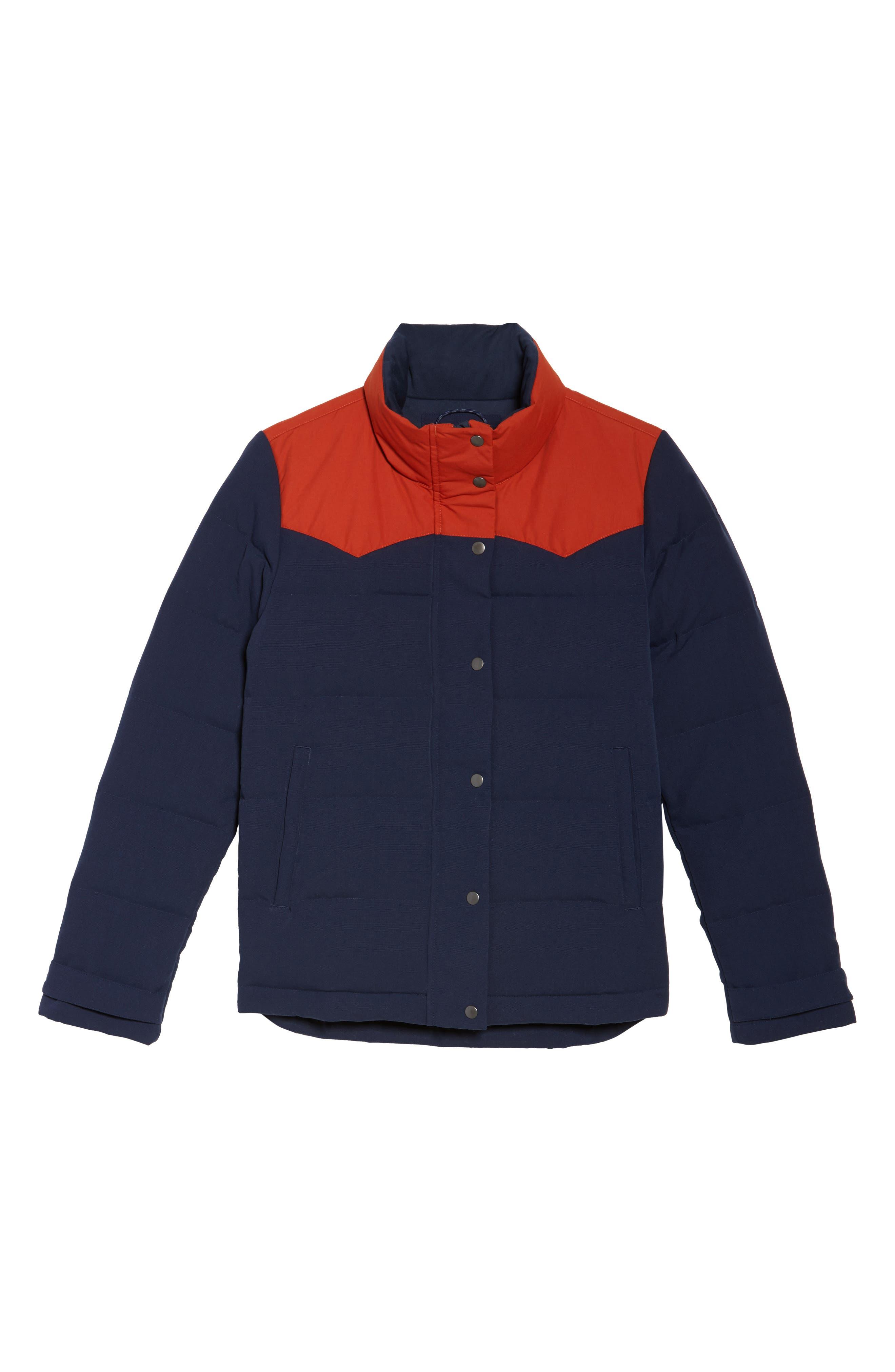 Alternate Image 6  - Patagonia 'Bivy' Water Repellent Down Jacket
