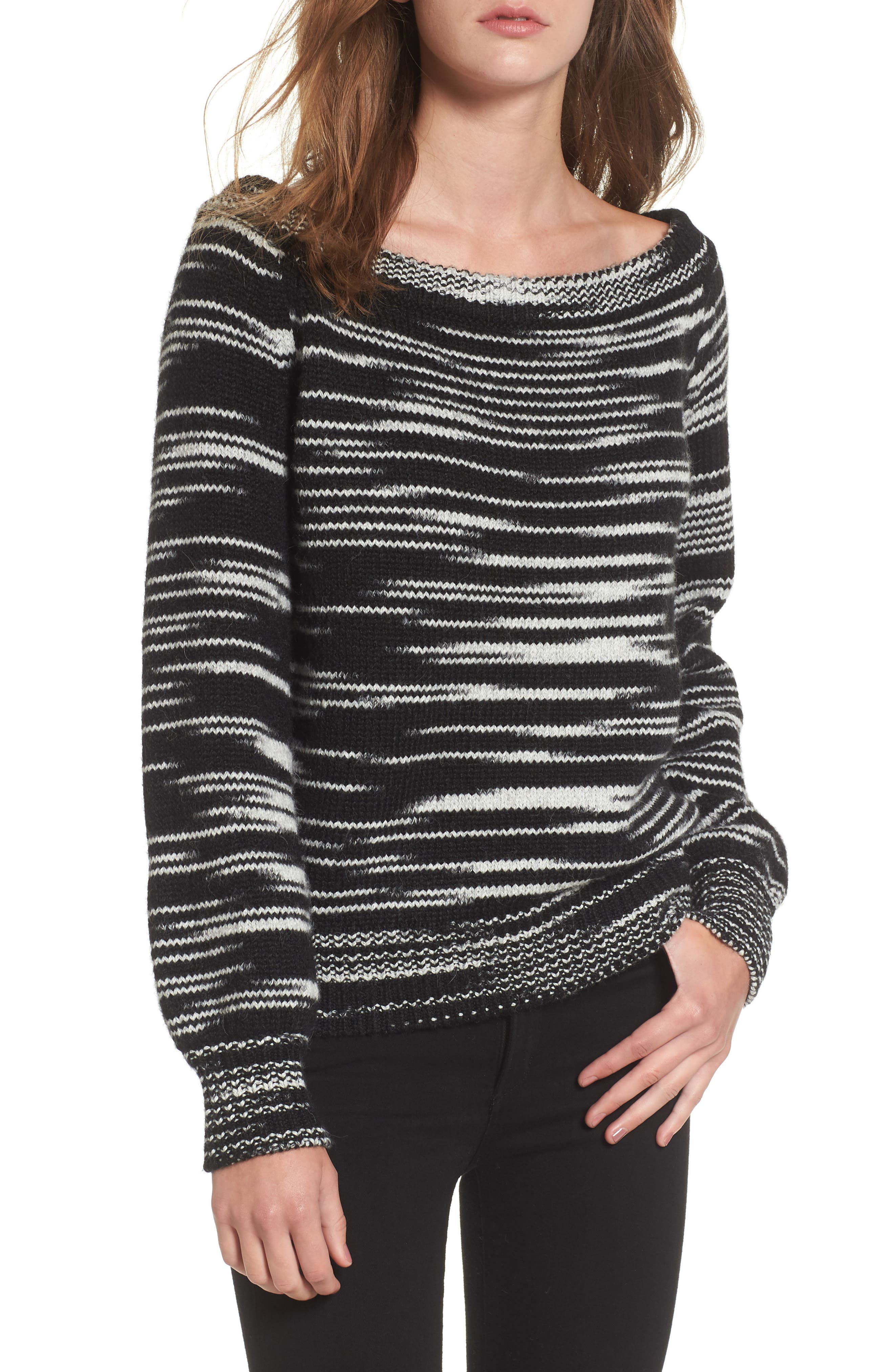 Rebecca Minkoff Shelby Merino Blend Sweater