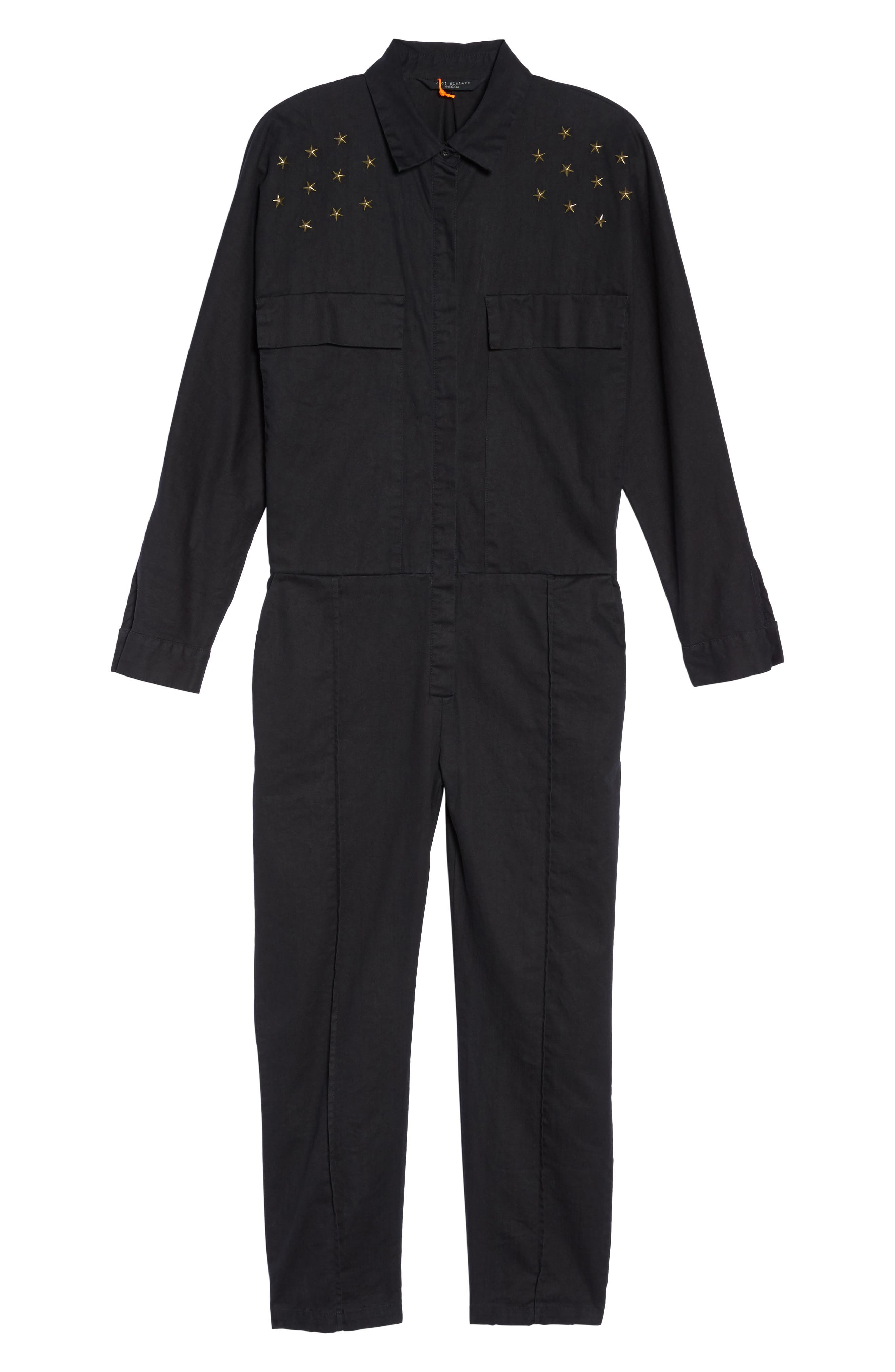 Alternate Image 6  - Knot Sisters Honor Coveralls