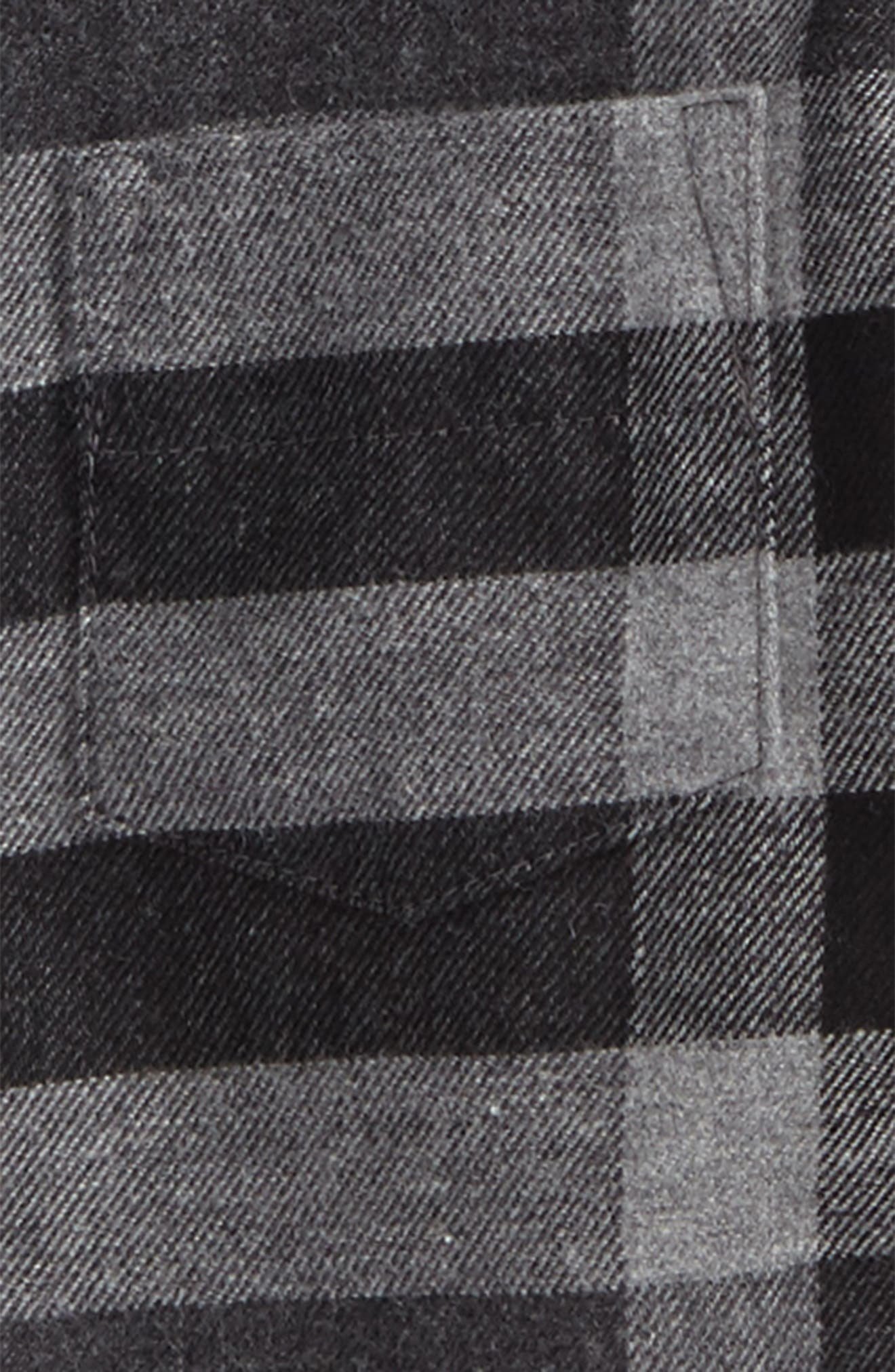 Alternate Image 2  - Burberry Mini Fred Check Woven Shirt (Baby Boys)