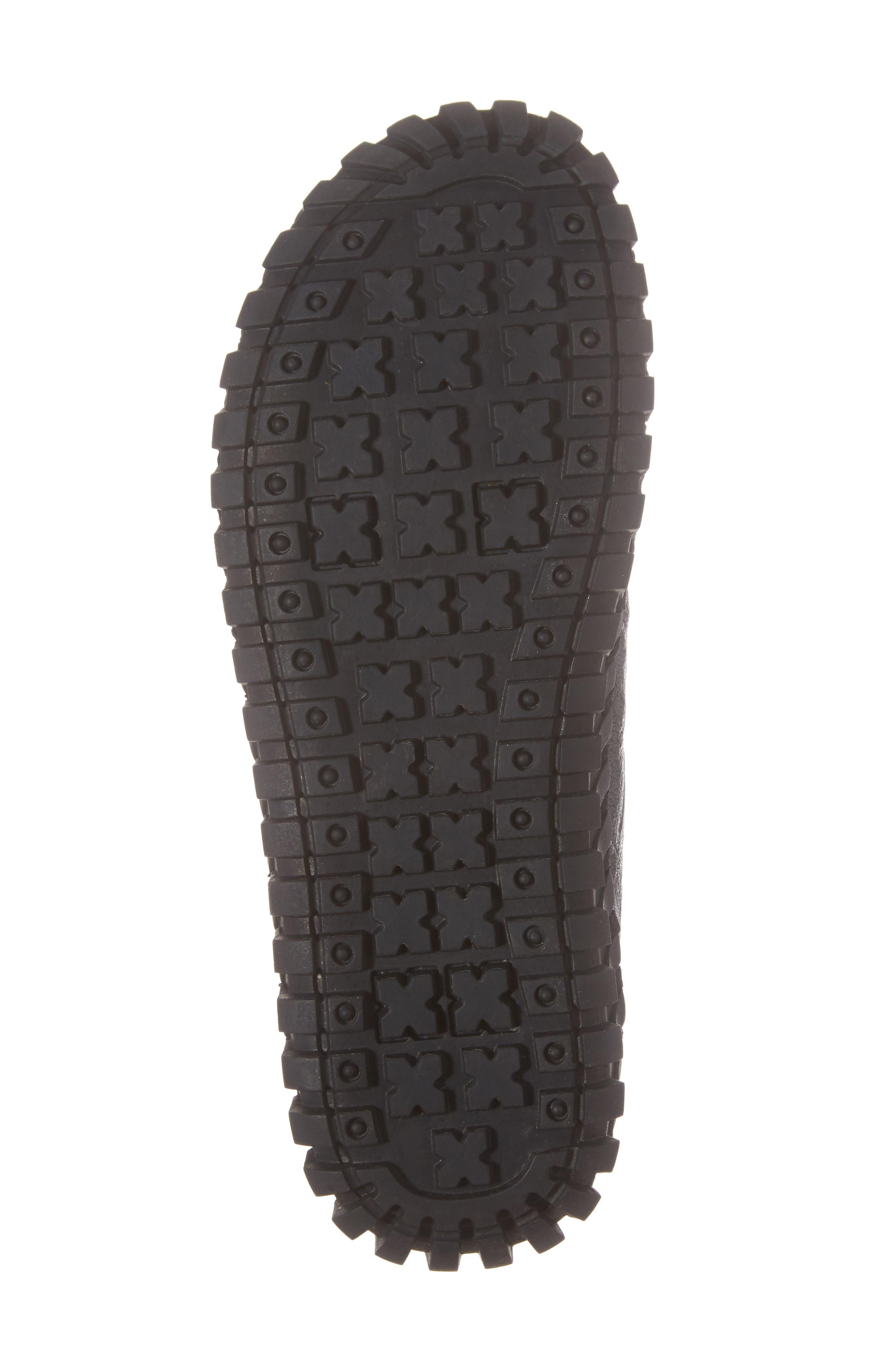 TW79 Bootie,                             Alternate thumbnail 6, color,                             Black Leather