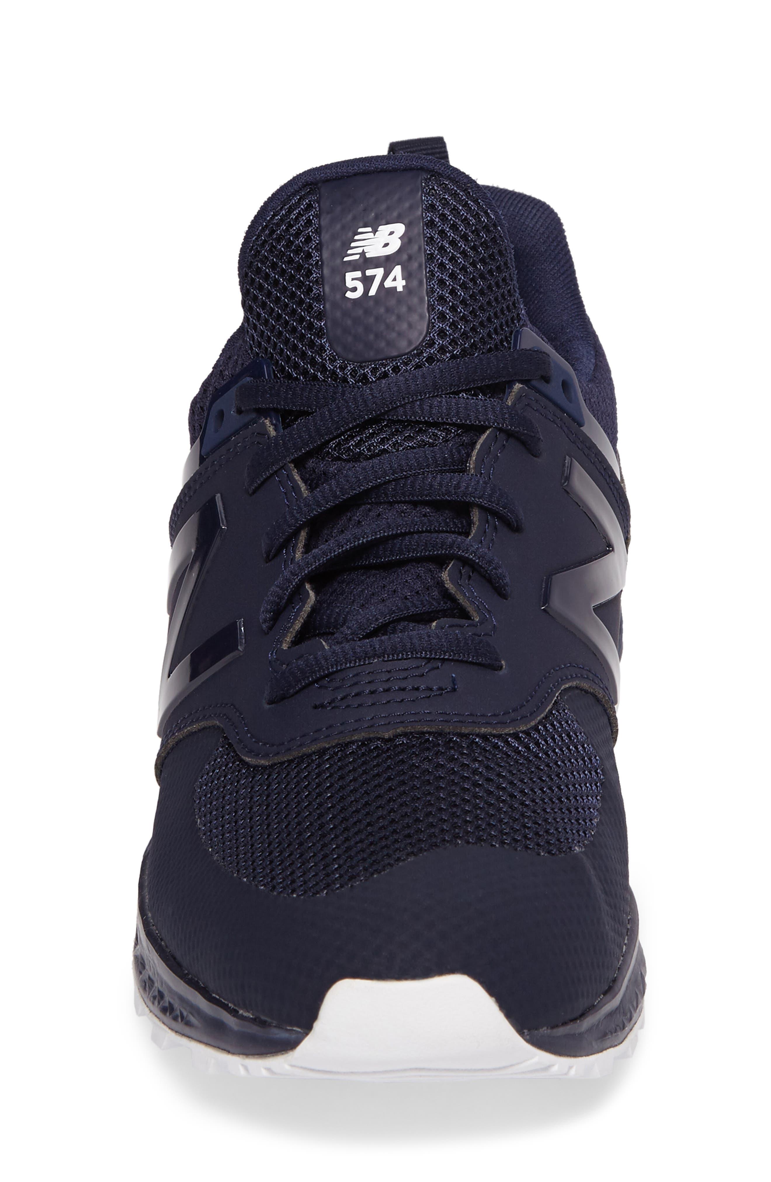 Alternate Image 4  - New Balance 574 Sport Sneaker (Baby, Walker, Toddler, Little Kid & Big Kid)