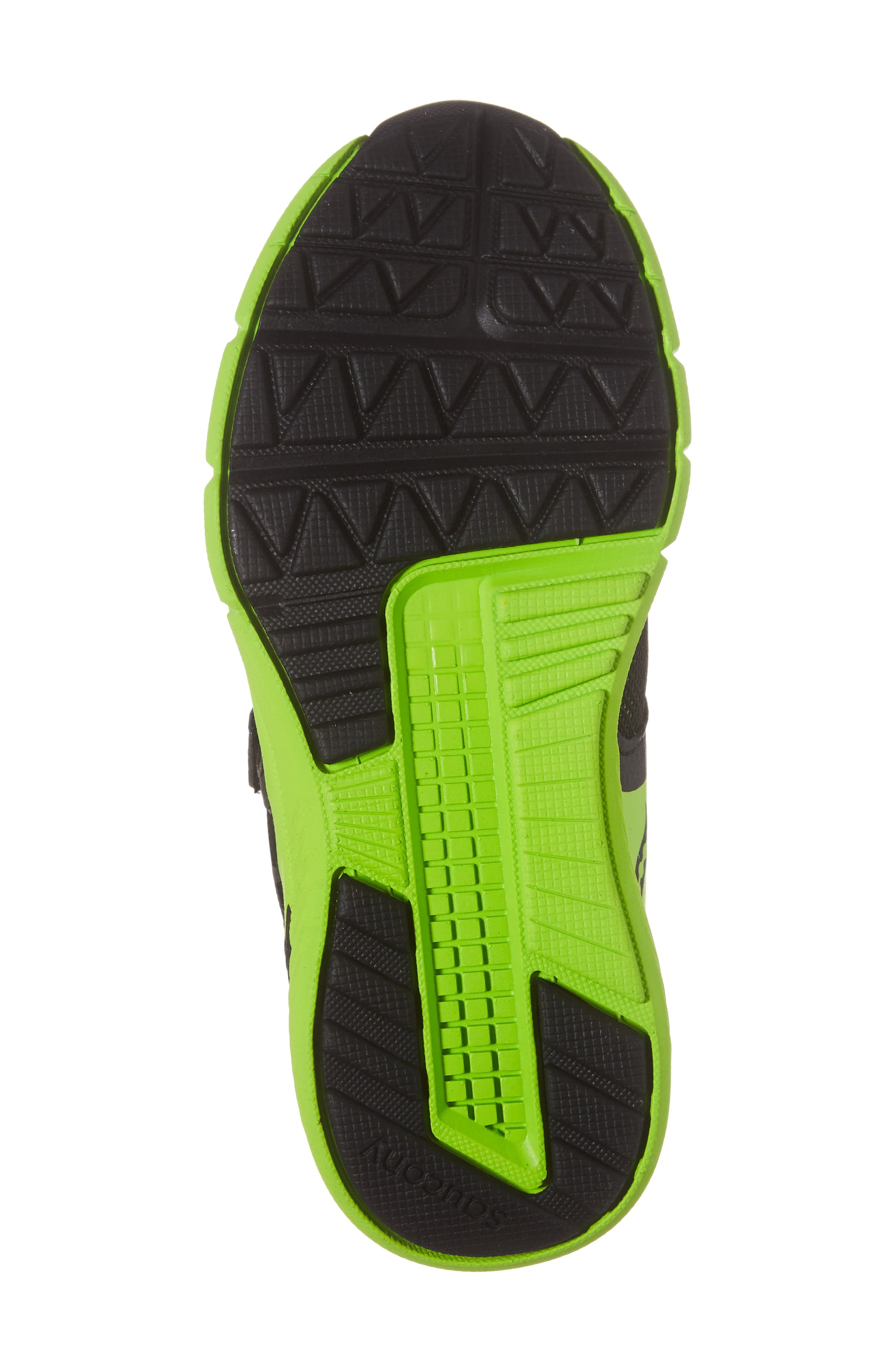 Velocity A/C Sneaker,                             Alternate thumbnail 6, color,                             Black/ Green