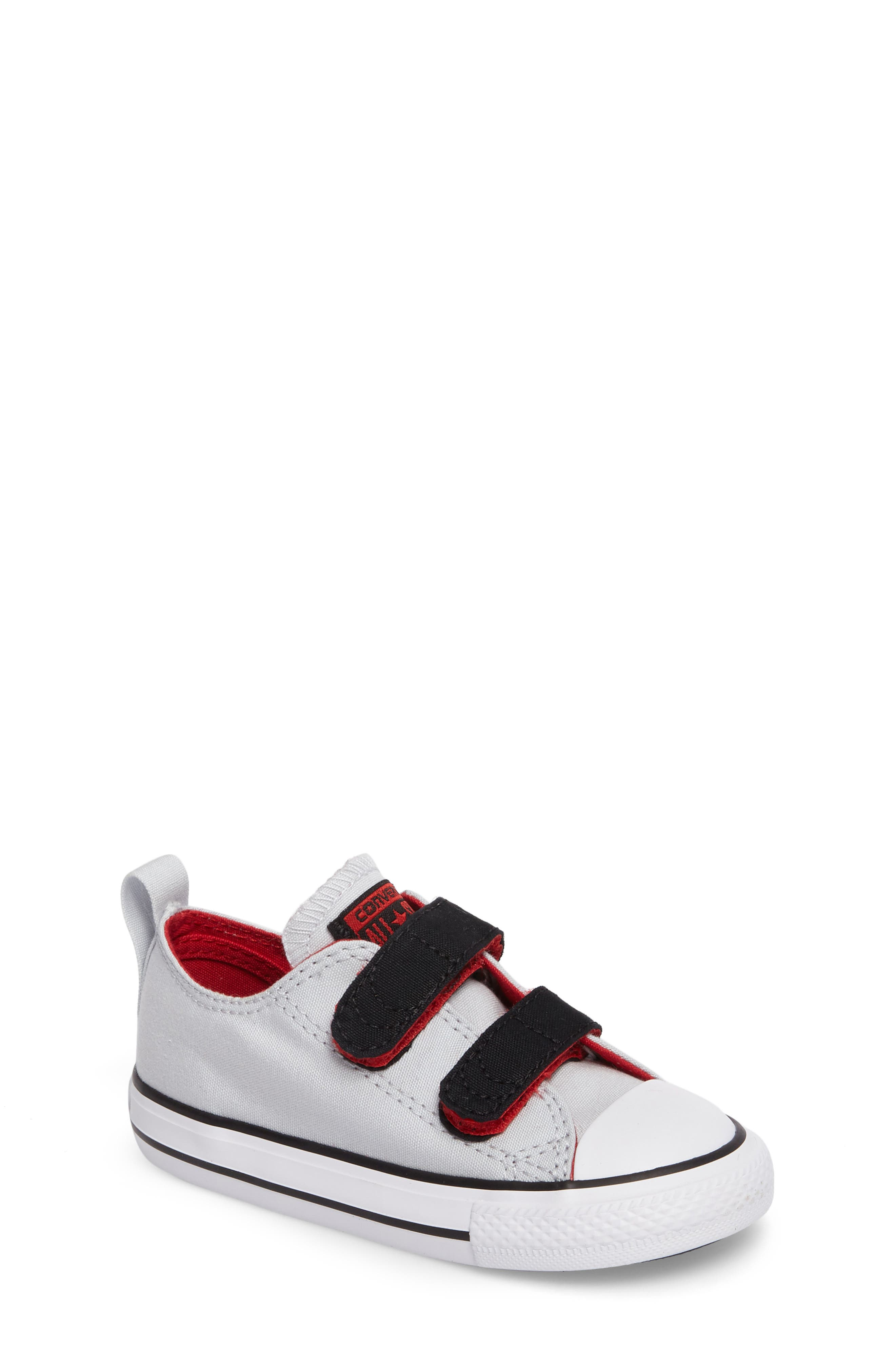 Converse All Star® Double V Sneaker (Baby, Walker & Toddler)