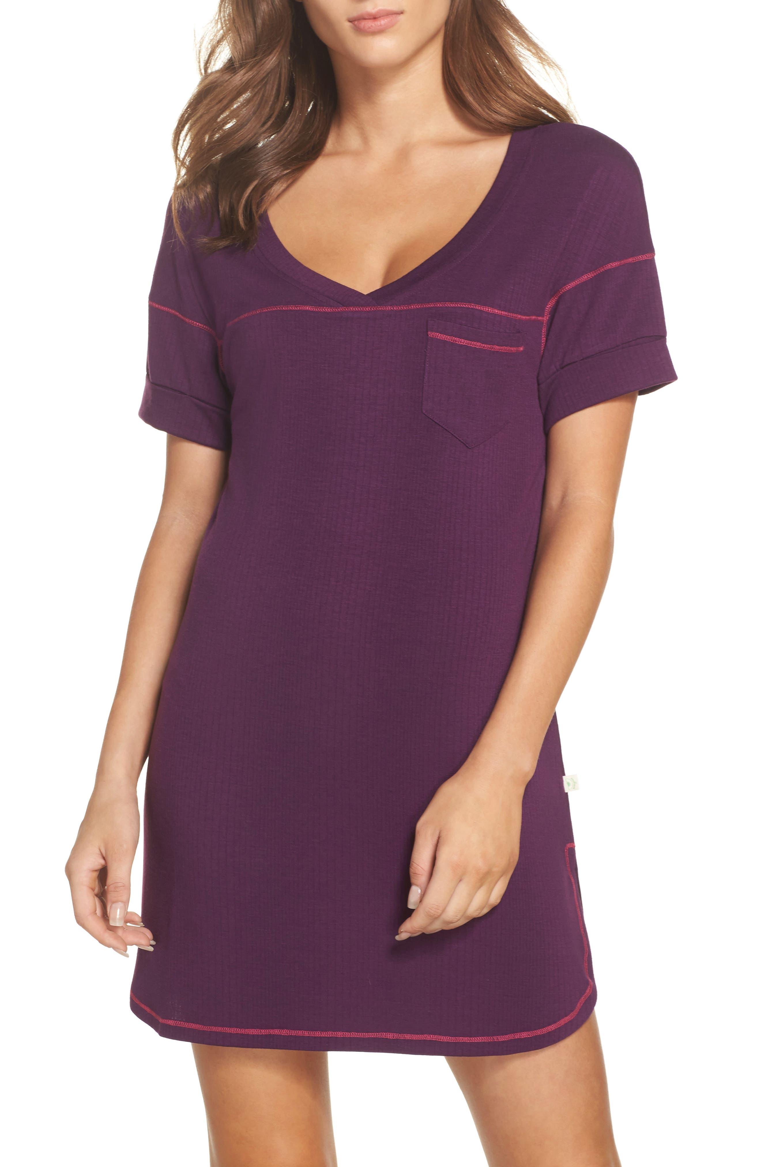 Honeydew Intimates Rib Sleep Shirt (2 for $60)