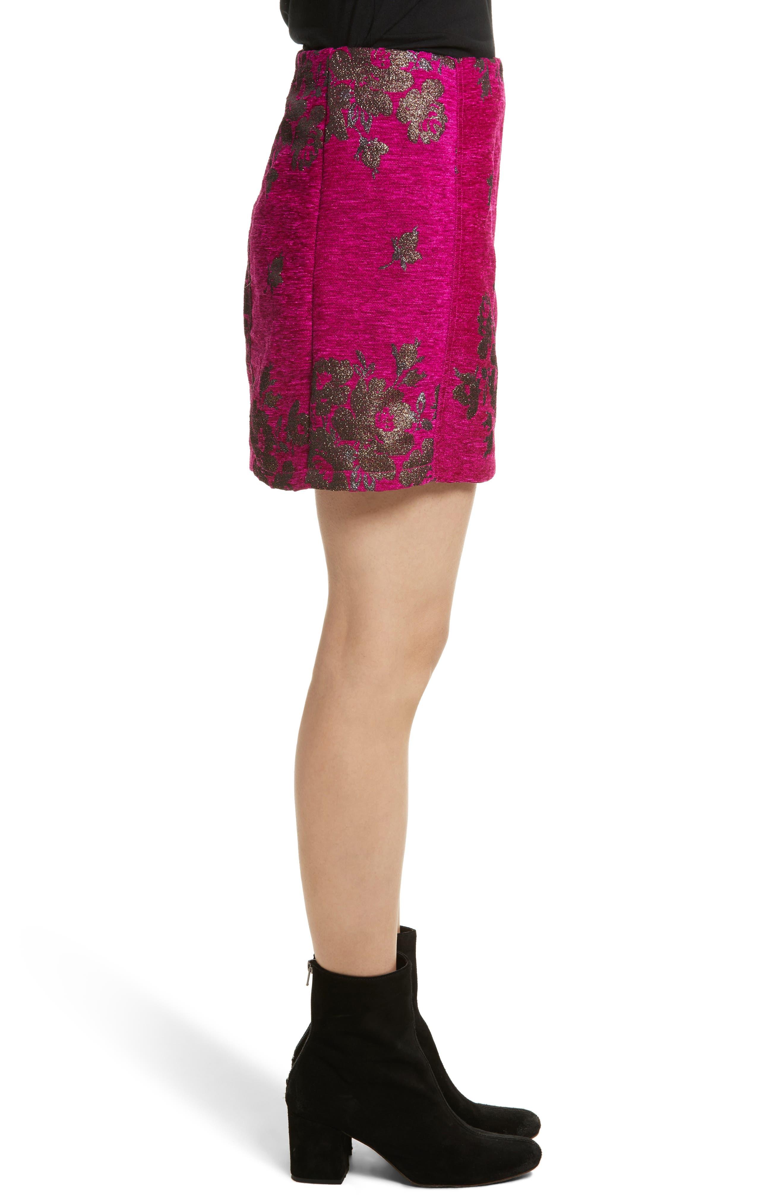 Alternate Image 3  - Free People Movin' On Miniskirt