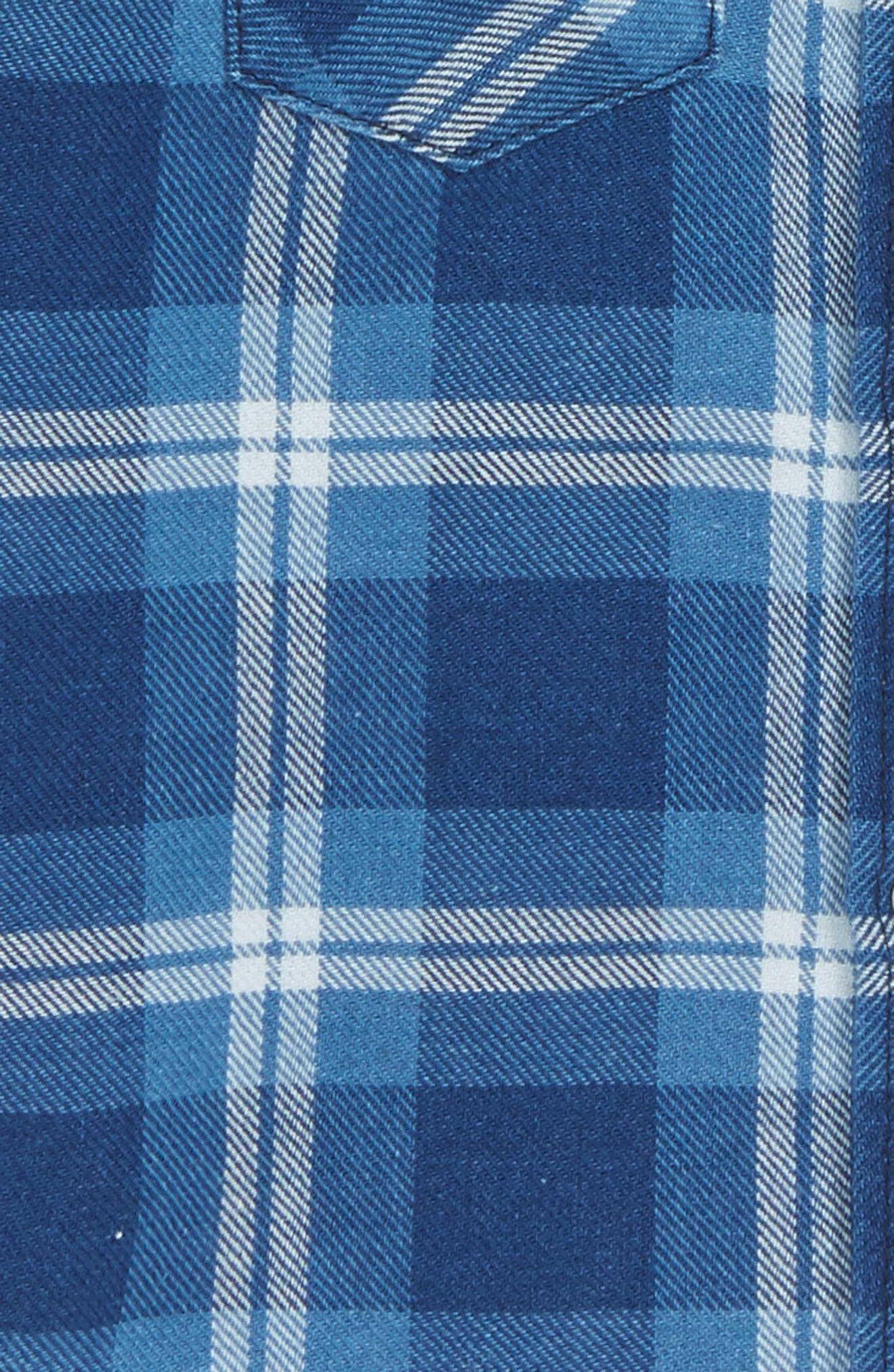 Alternate Image 2  - Levi's® Barstow Plaid Shirt (Baby Boys)