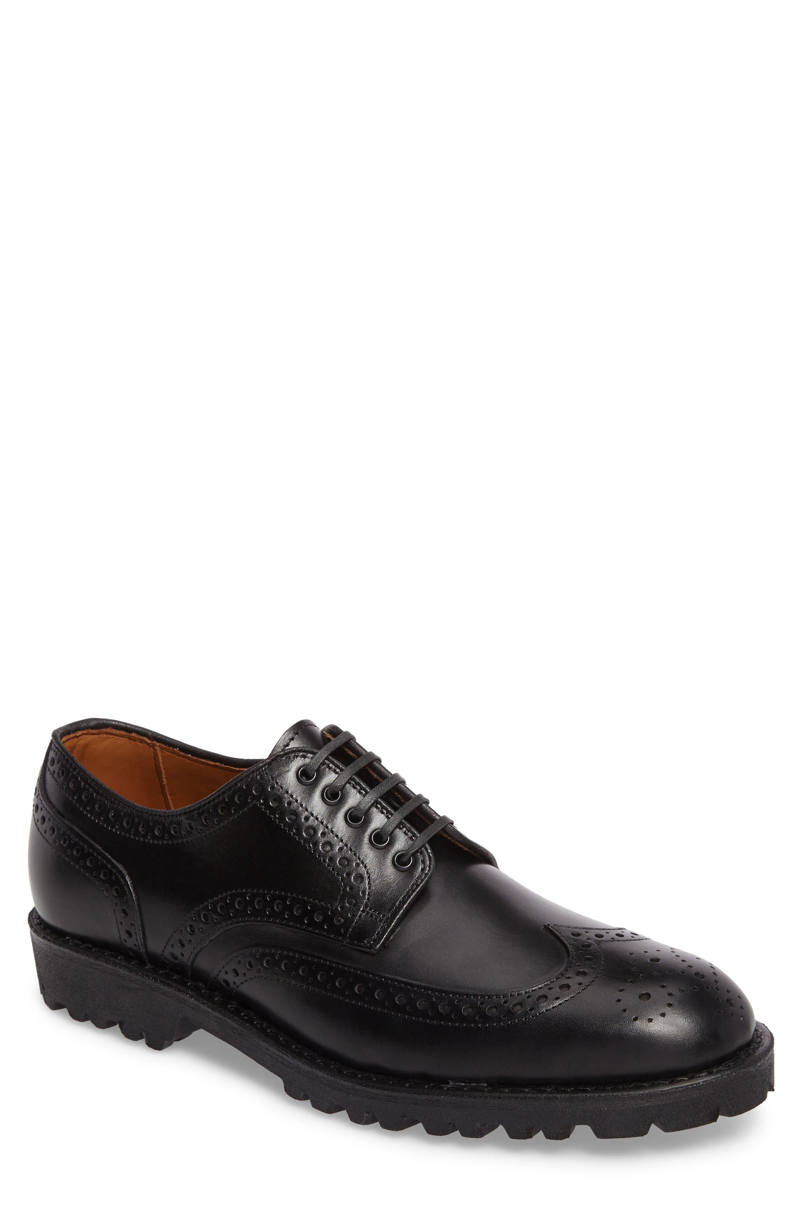 Alternate Image 1 Selected - Allen Edmonds Tate Wingtip (Men)