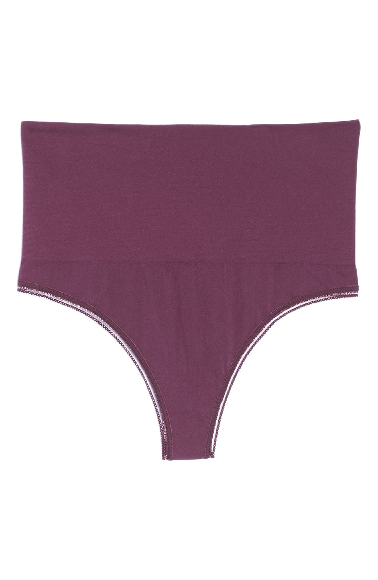 Alternate Image 4  - Yummie Ultralight Seamless Shaping Thong (2 for $30)