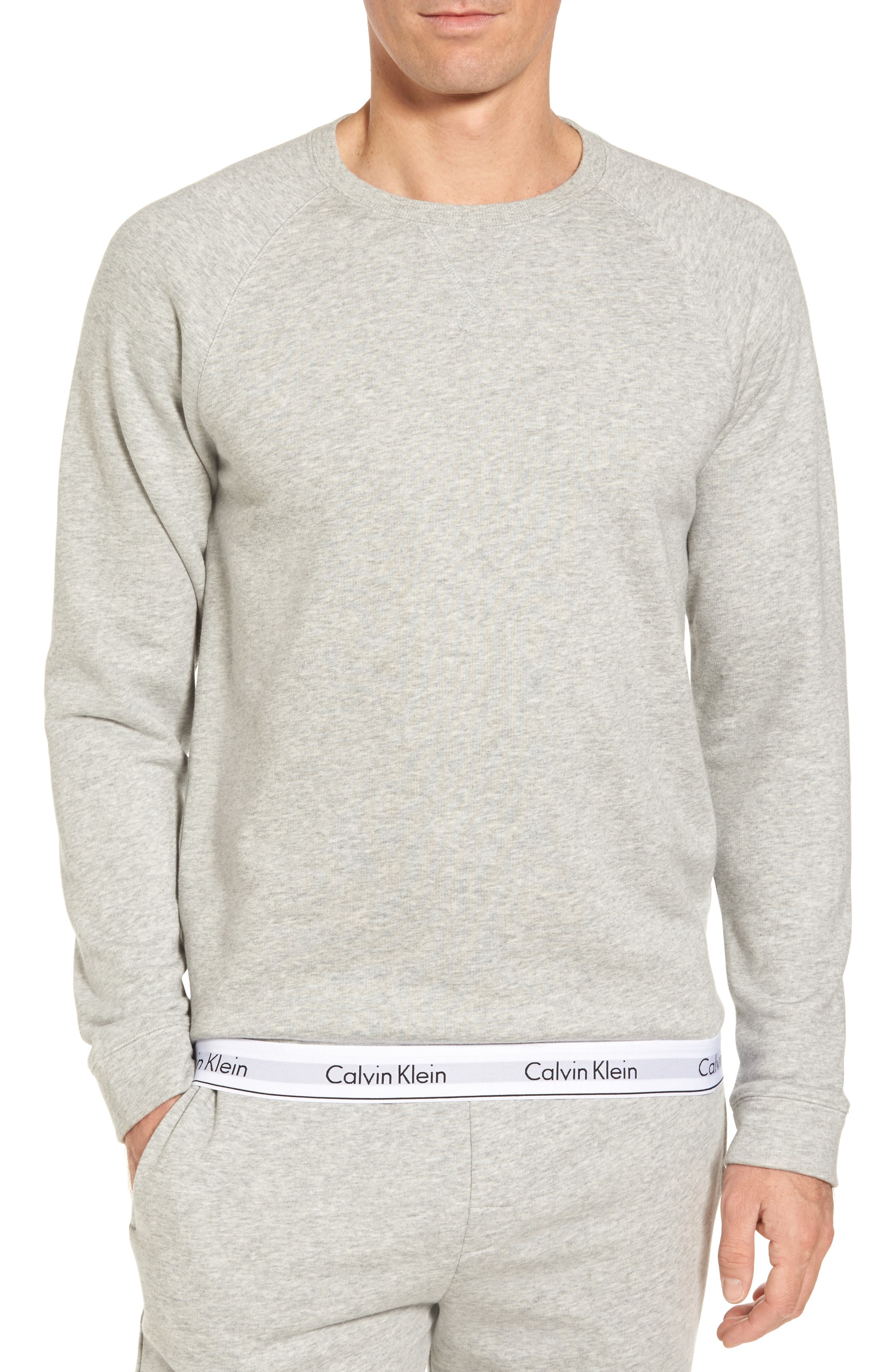 Calvin Klein Lounge Crewneck Sweatshirt
