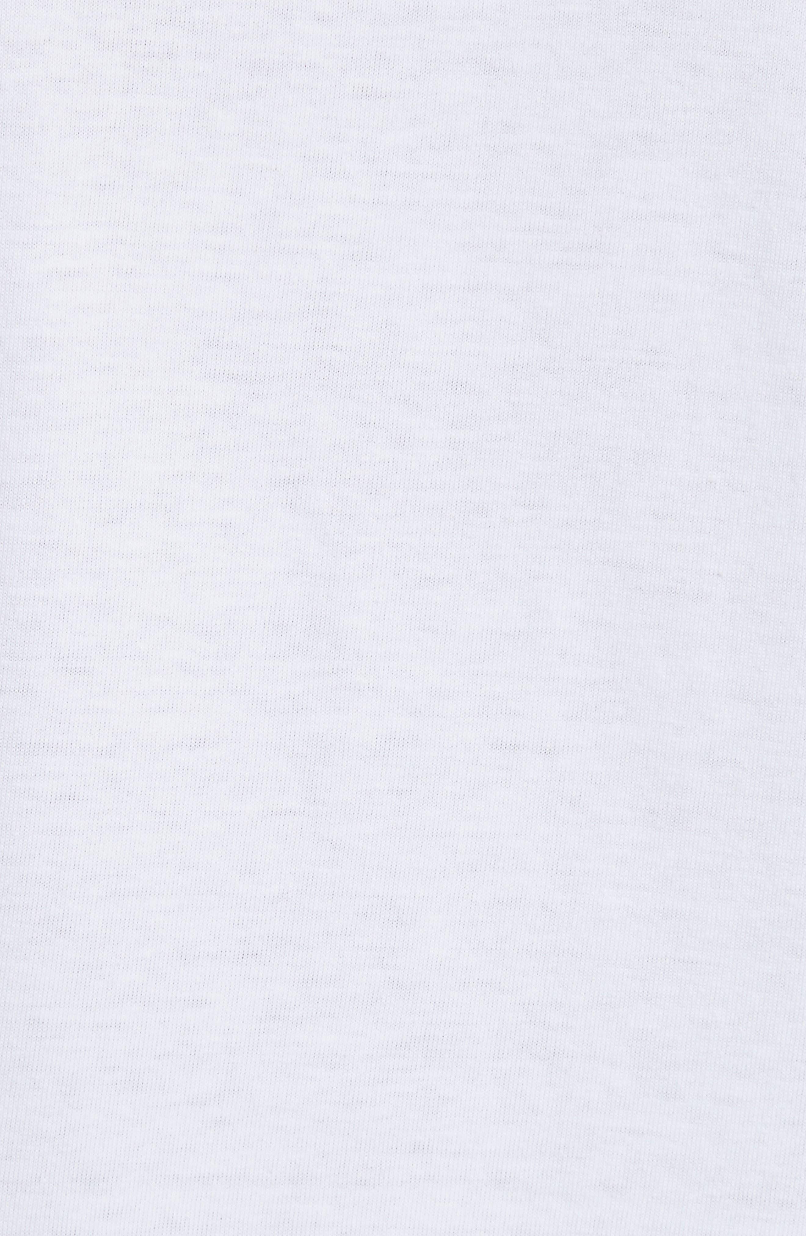 Alternate Image 5  - Comme des Garçons PLAY Cotton Jersey Crewneck T-Shirt