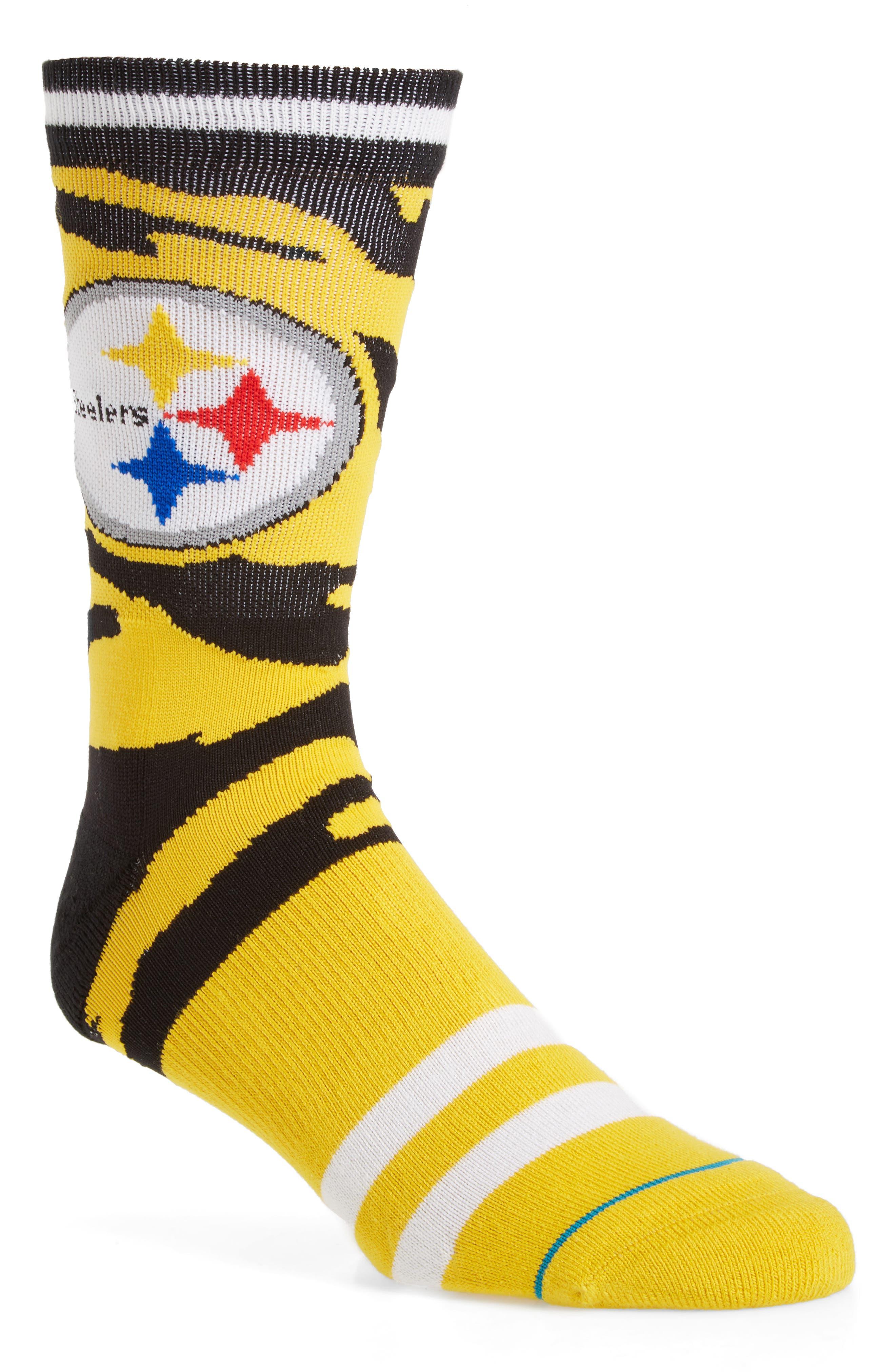Stance Pittsburgh Steelers - Tiger Stripe Socks