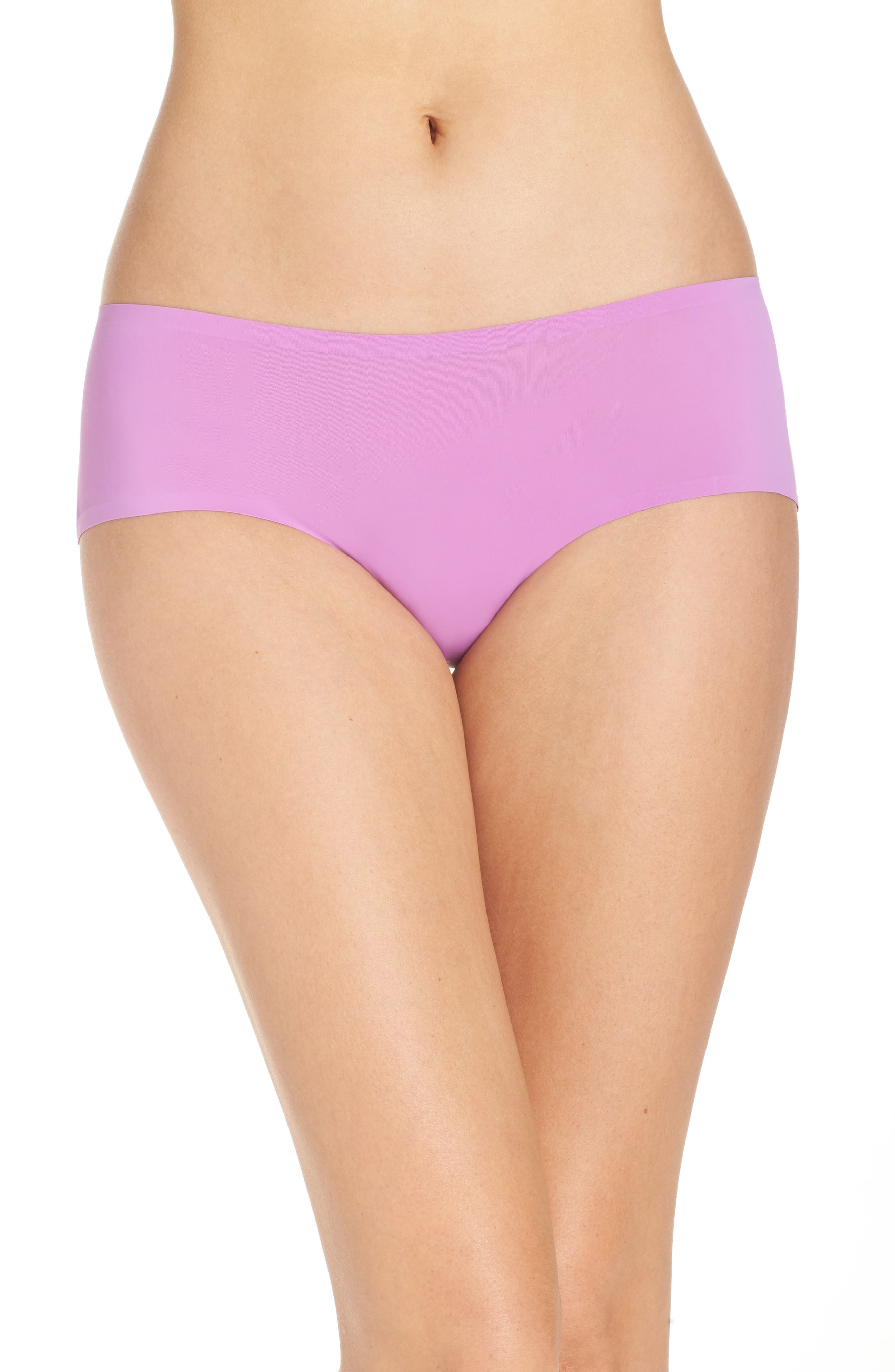 Alternate Image 1 Selected - Free People Intimately FP Smooth Hipster Panties (3 for $33)