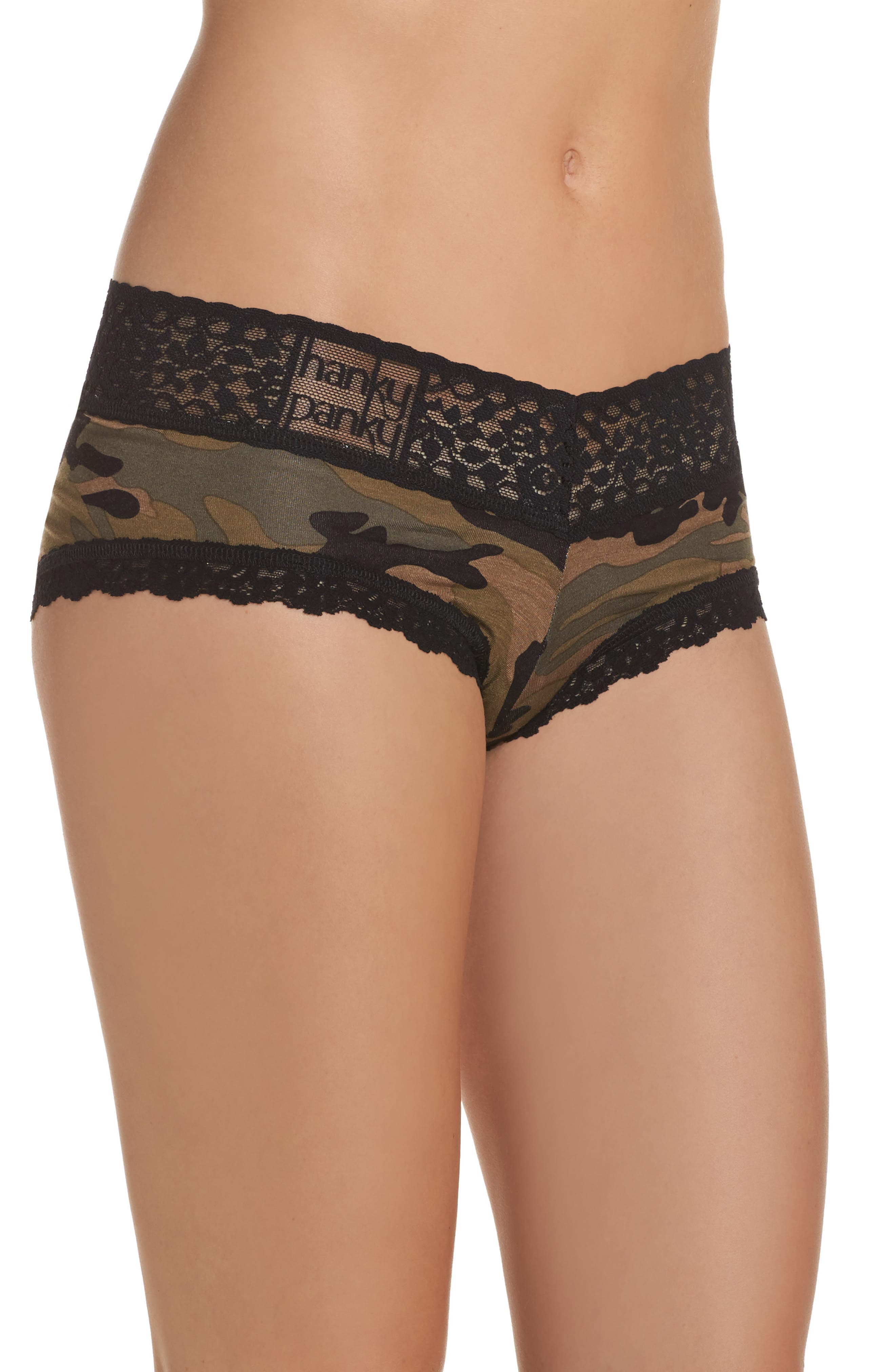 Camo Boyshorts,                             Alternate thumbnail 3, color,                             Multi
