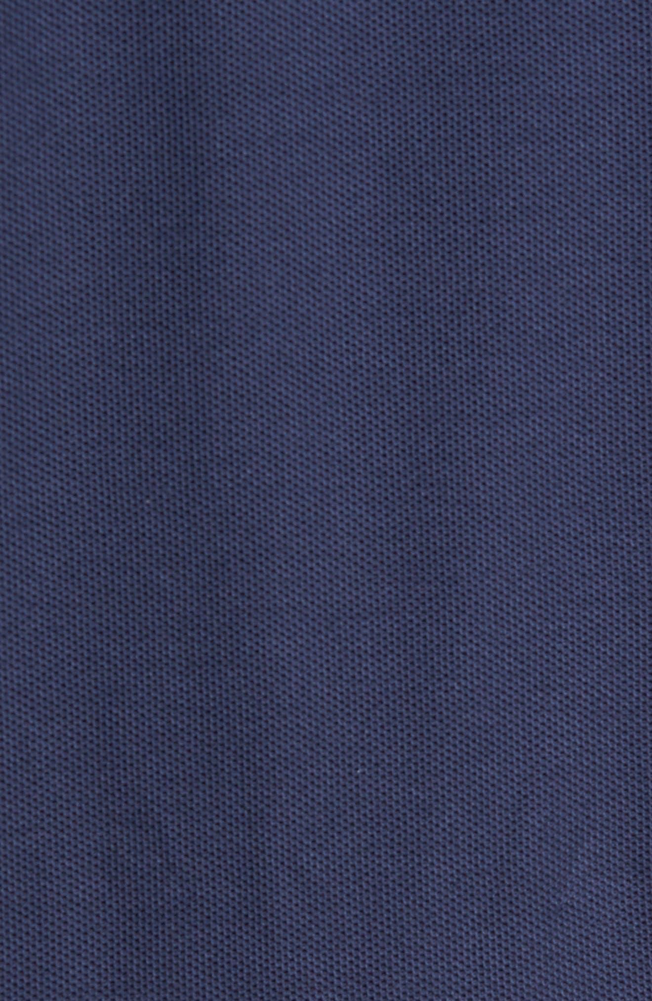 Alternate Image 5  - Nordstrom Men's Shop Piqué Polo