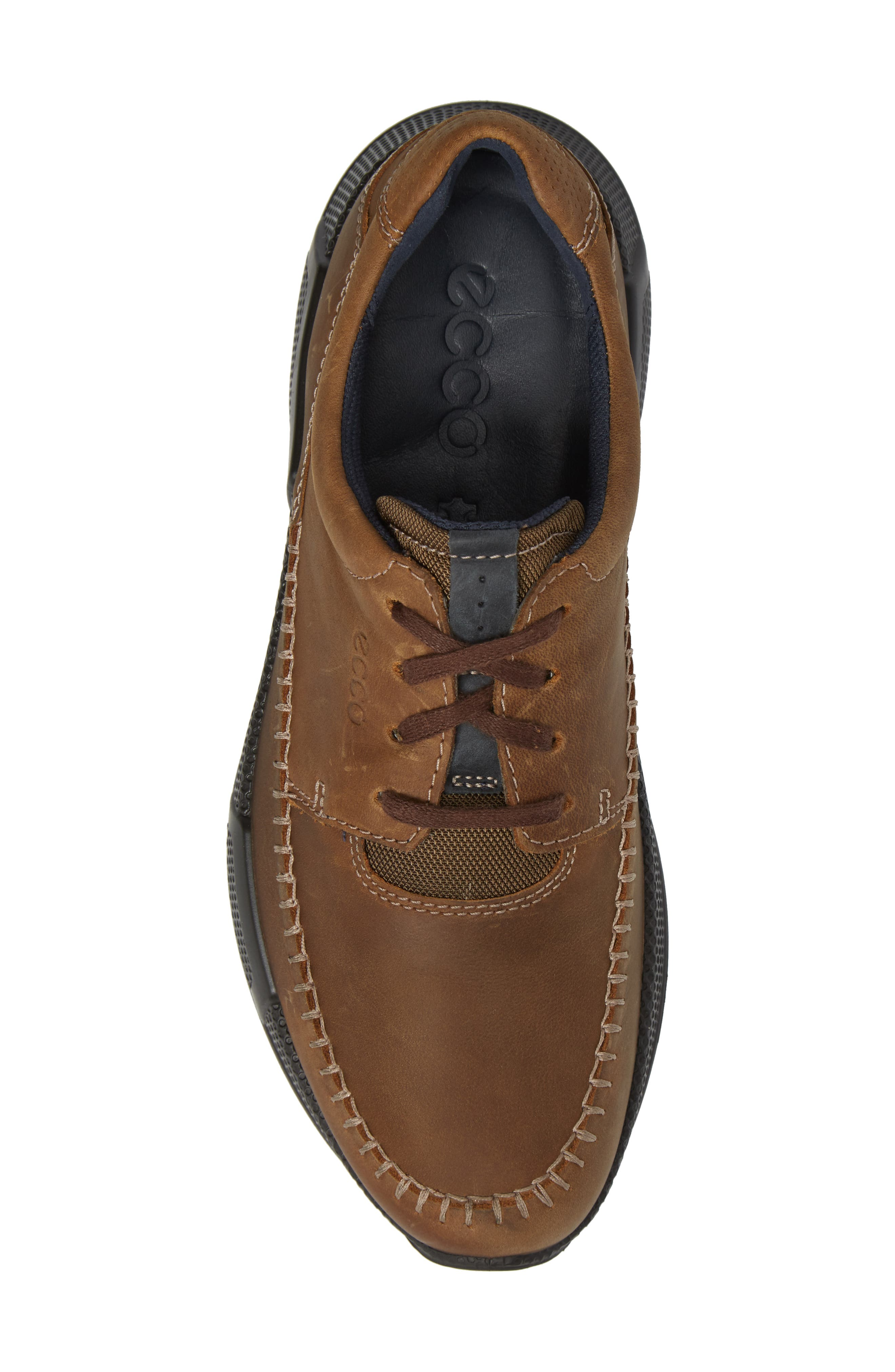 Alternate Image 5  - ECCO Luca Moc Toe Oxford (Men)