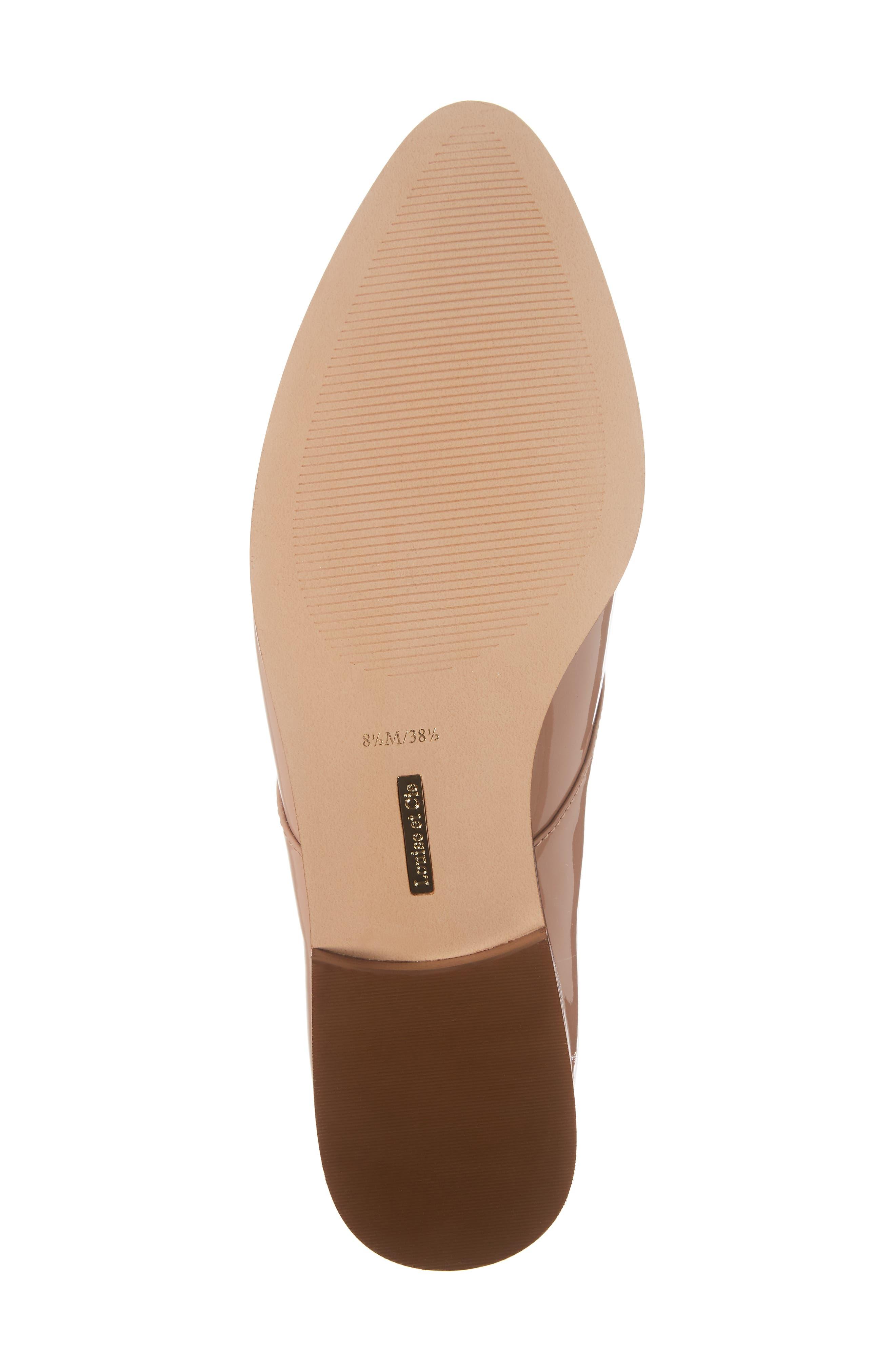 Alternate Image 6  - Louise et Cie 'Adwin' Almond Toe Oxford (Women) (Nordstrom Exclusive)