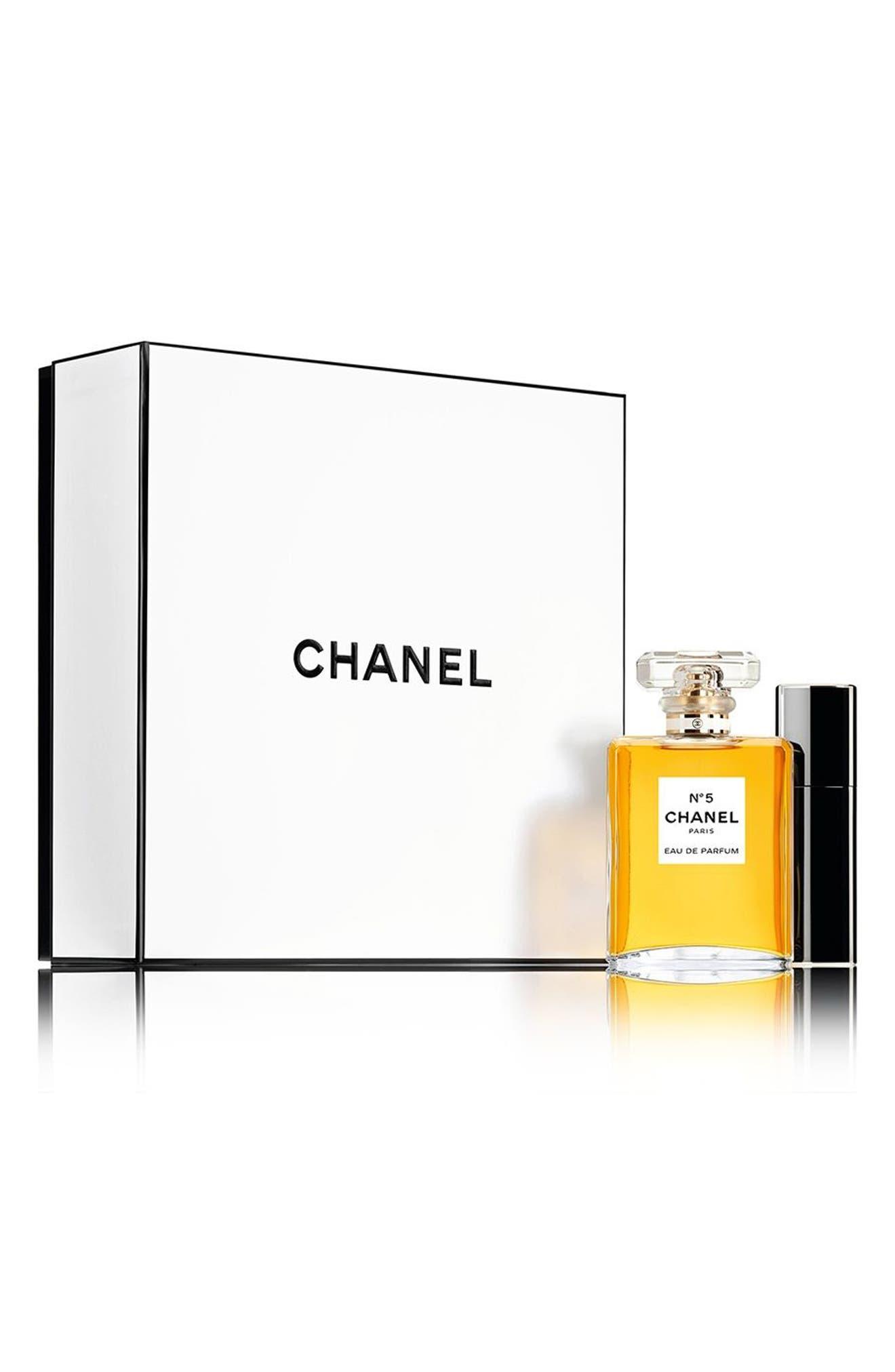 N°5 Eau de Parfum Set,                         Main,                         color, No Color