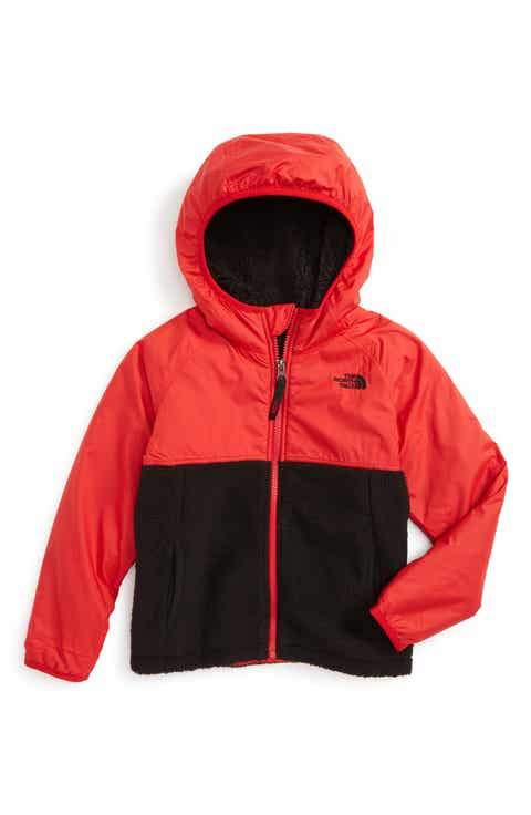 355516b5a1f6 ... Jacket The North Face Sherparazo Hoodie (Toddler Boys Little Boys) ...