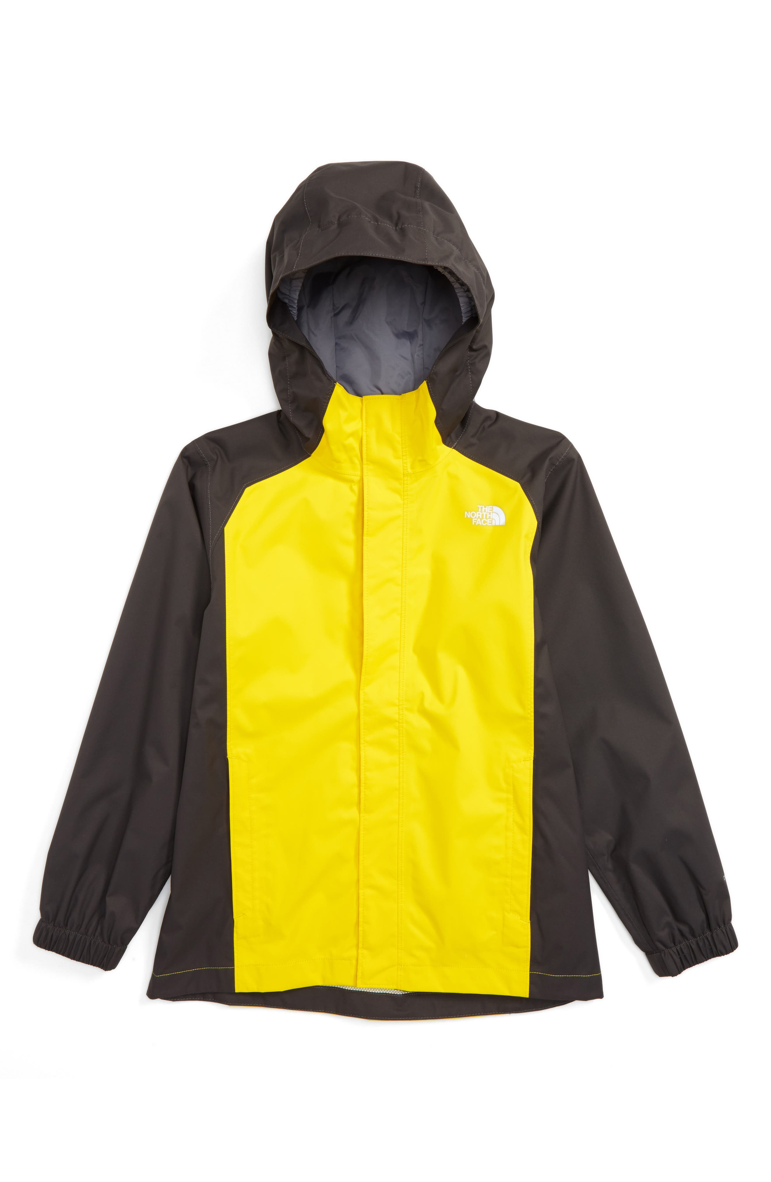 The North Face 'Resolve' Waterproof Jacket (Big Boys)