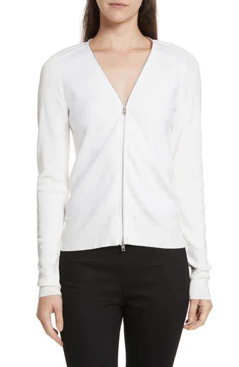 rag & bone Vivienne Front Zip Sweater