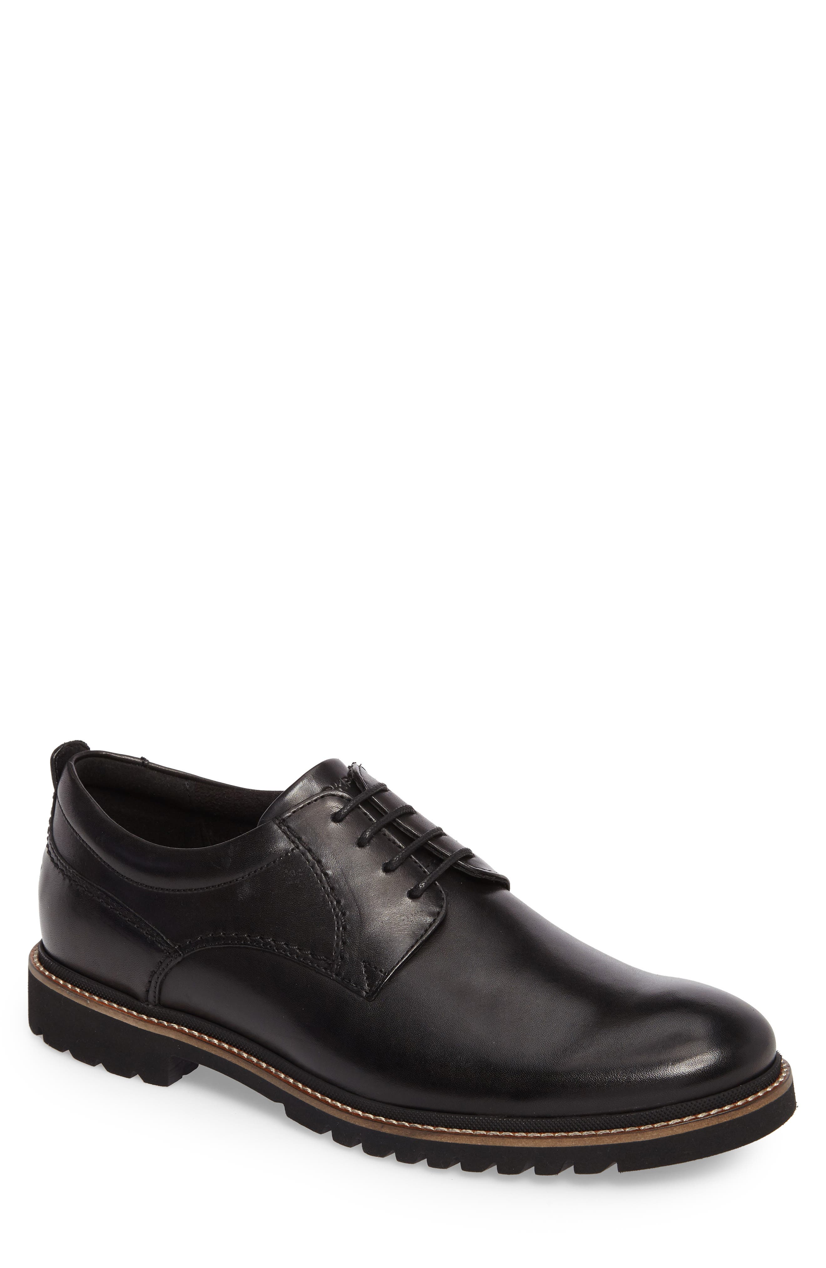Rockport Marshall Buck Shoe (Men)