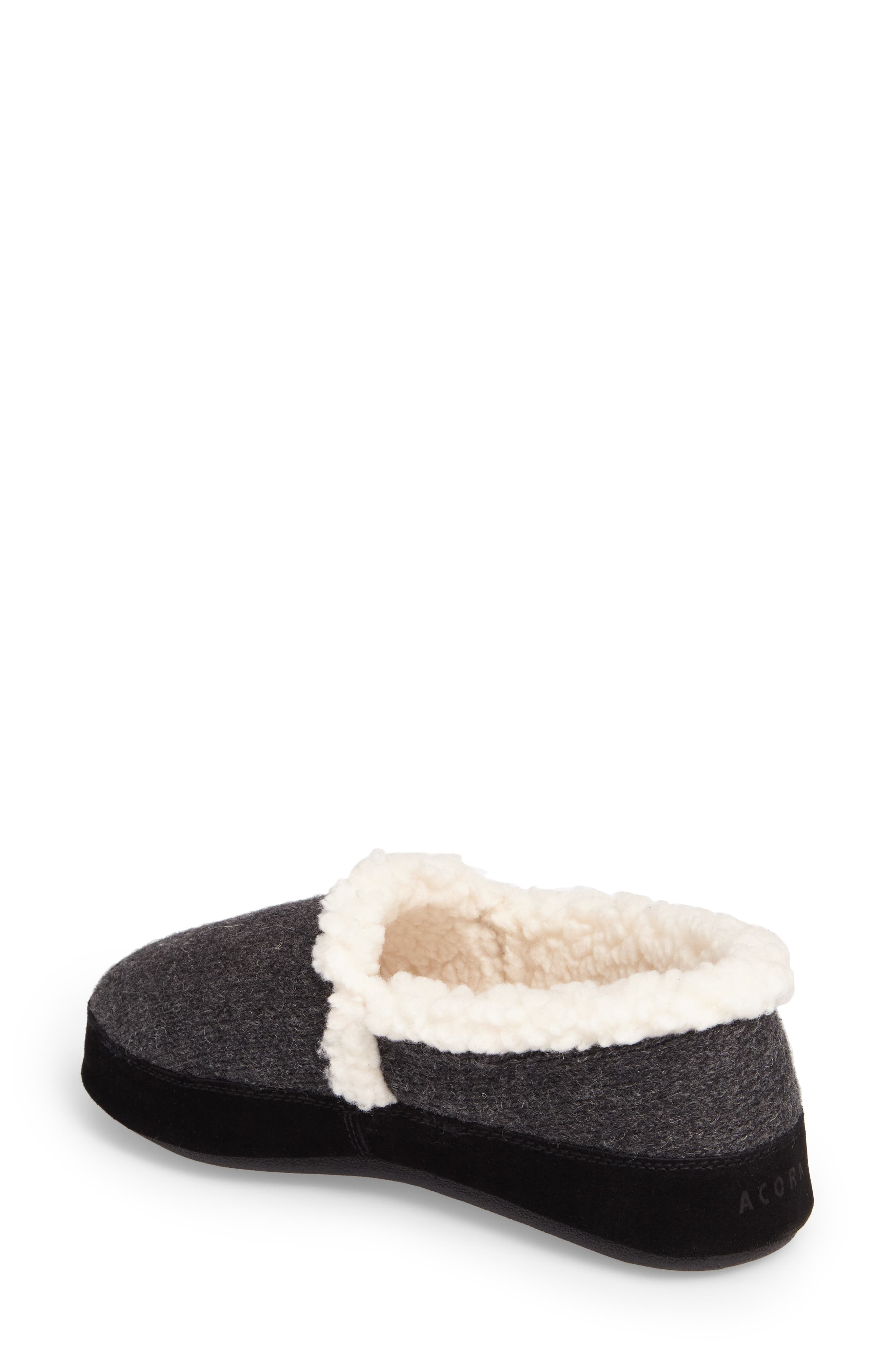 Alternate Image 2  - Acorn Moc Ragg Slipper (Women)