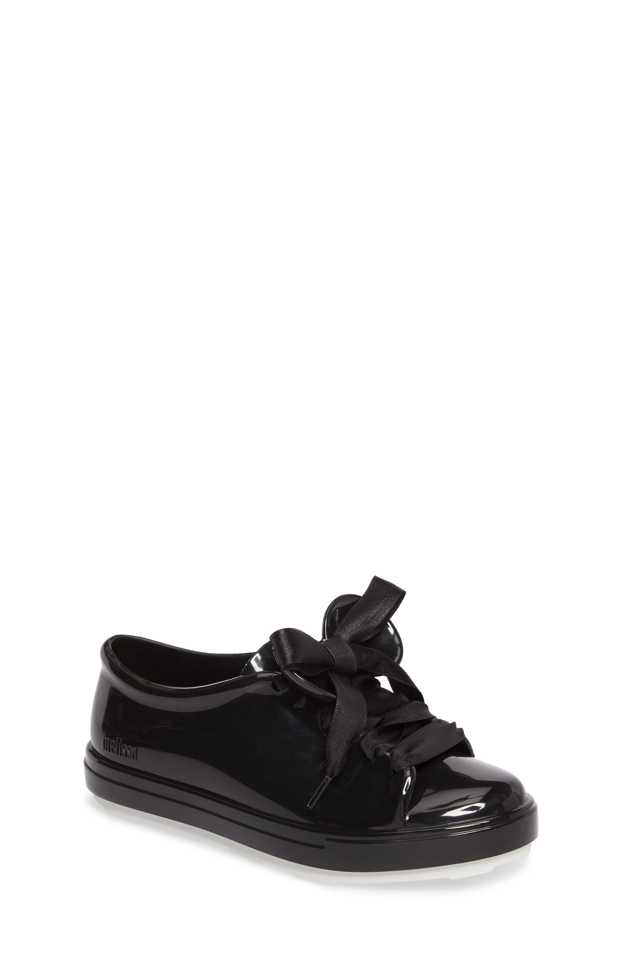 Main Image - Mel by Melissa Ultragirl + Disney® Sneaker (Toddler, Little Kid & Big Kid)
