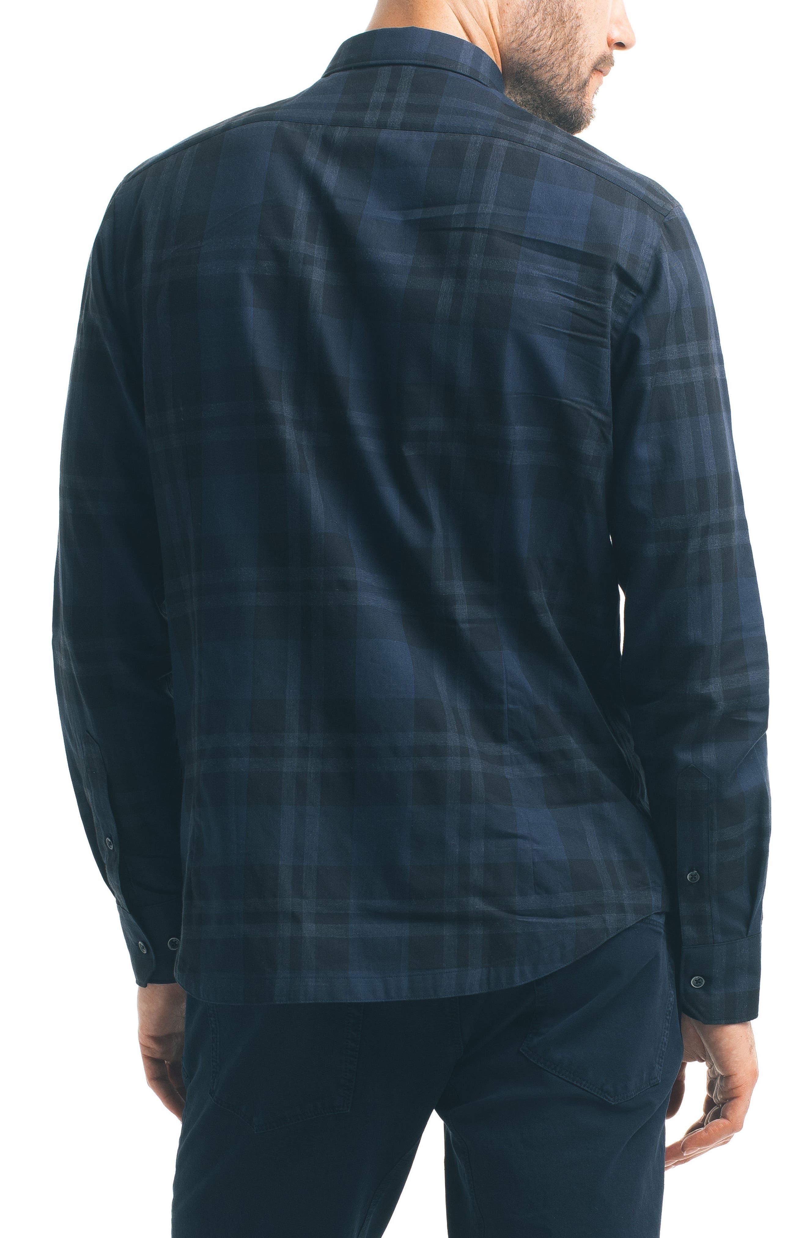 Alternate Image 2  - Good Man Brand Check Sport Shirt