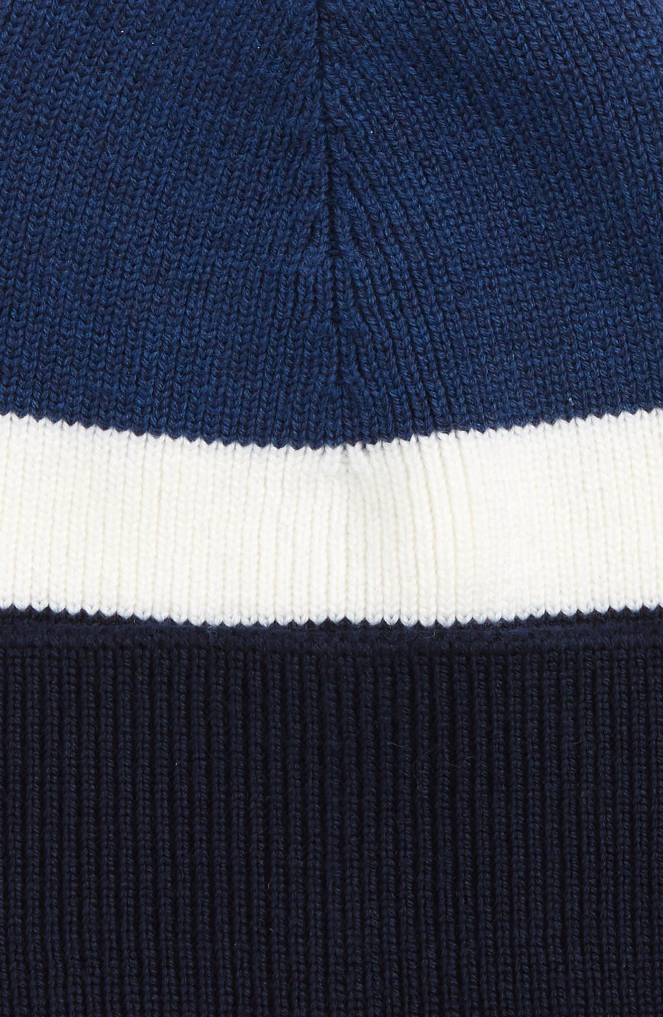Alternate Image 2  - Lacoste Wool Beanie