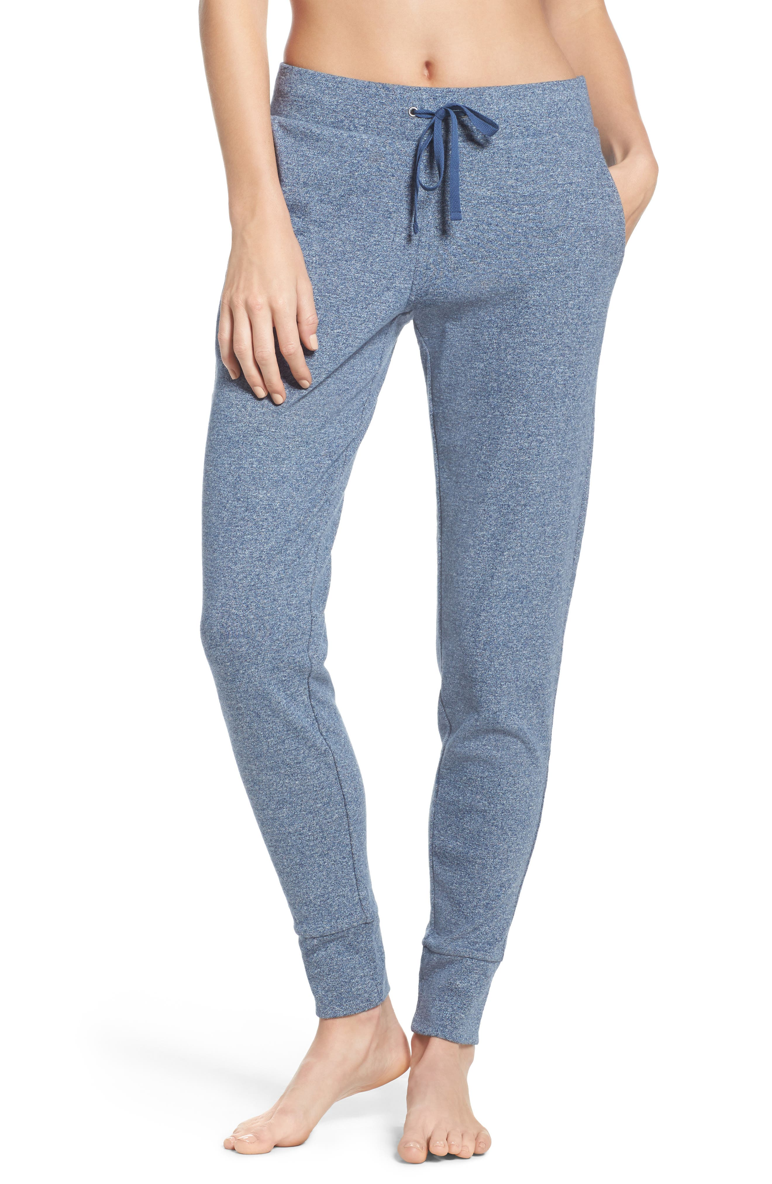 Alternate Image 1 Selected - UGG® Clementine Cotton Sweatpants